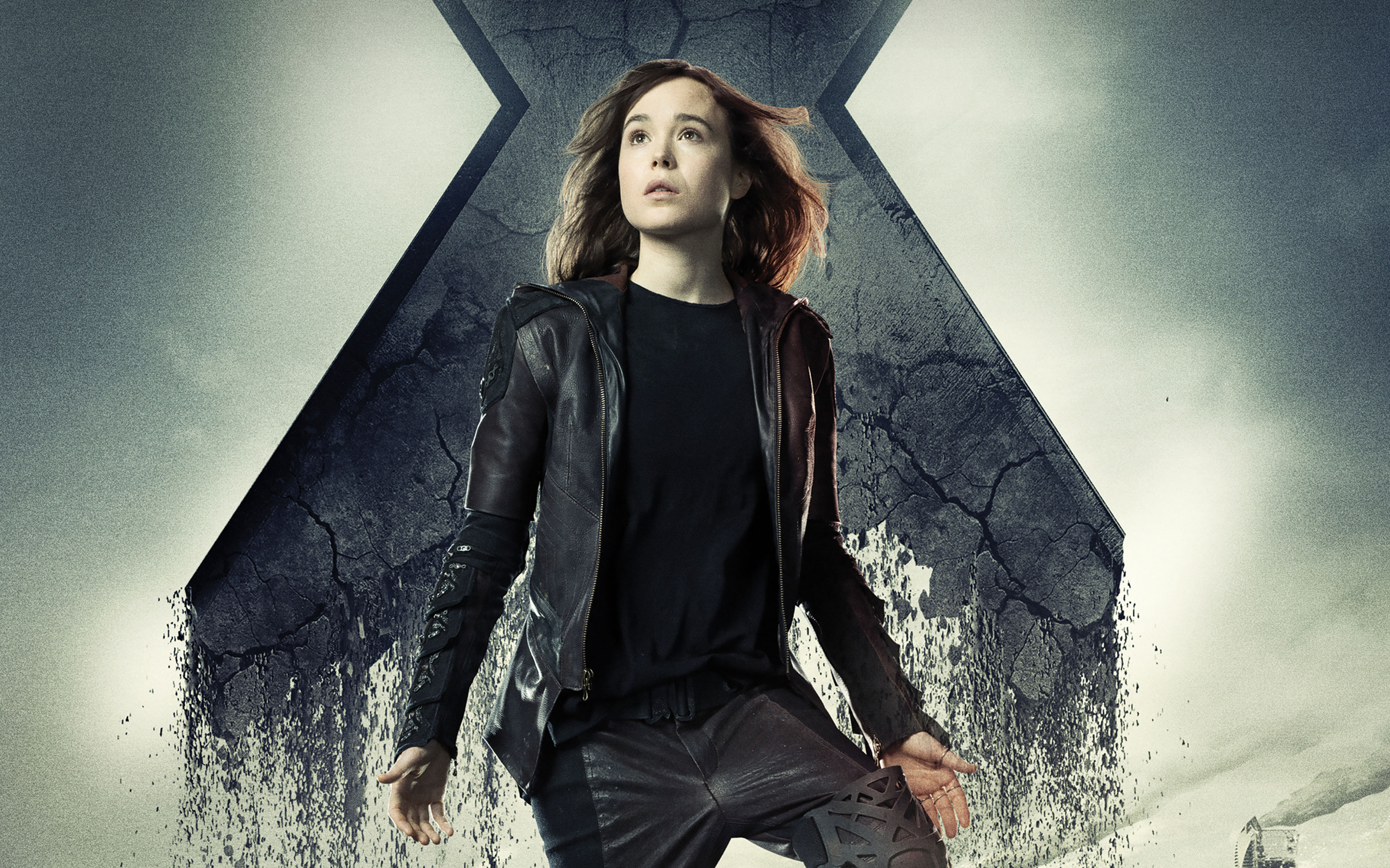 Ellen Page X Men Days Of Future Past Hd Wallpaper