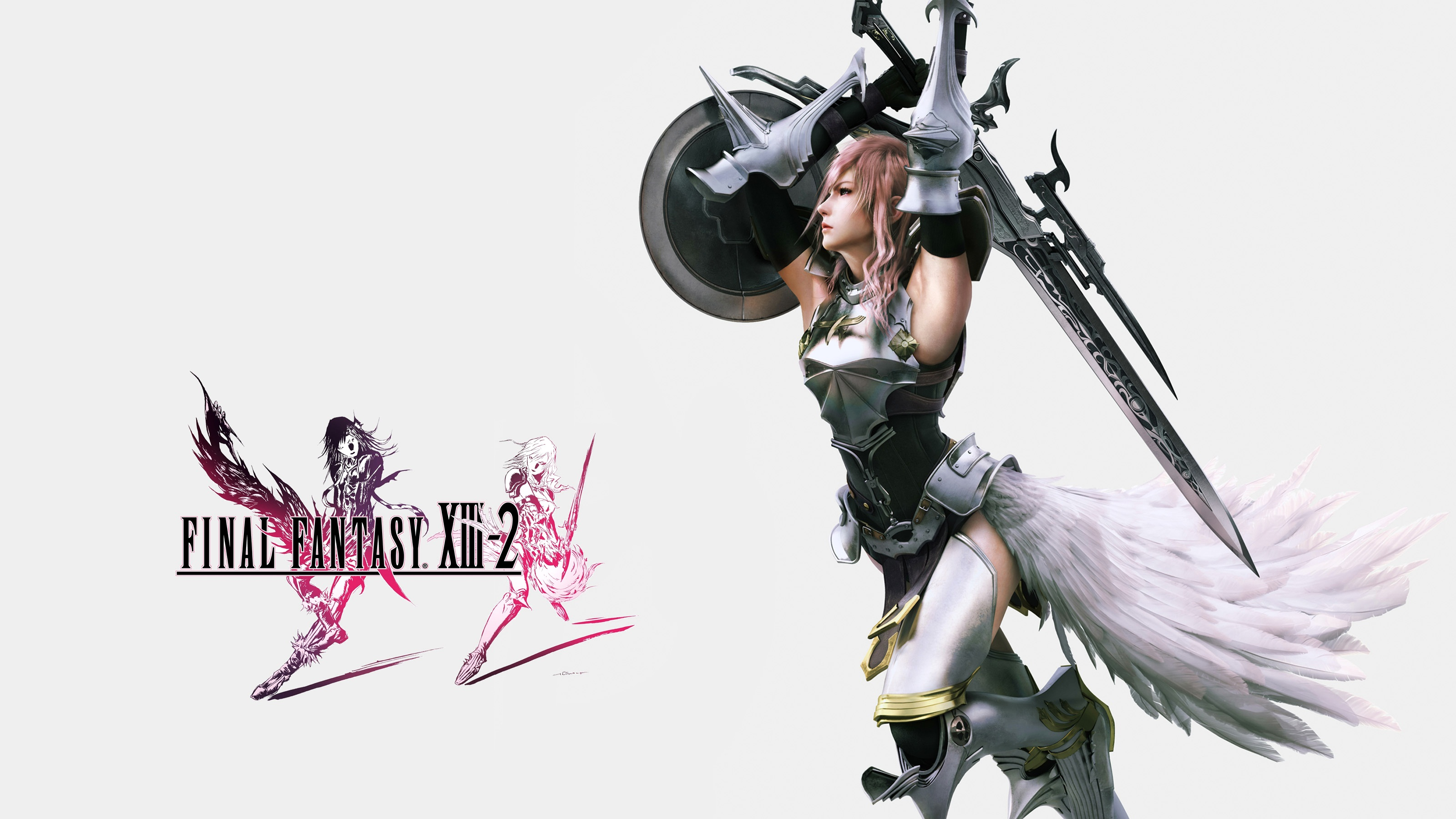 Final Fantasy XIII Lightning wallpaper