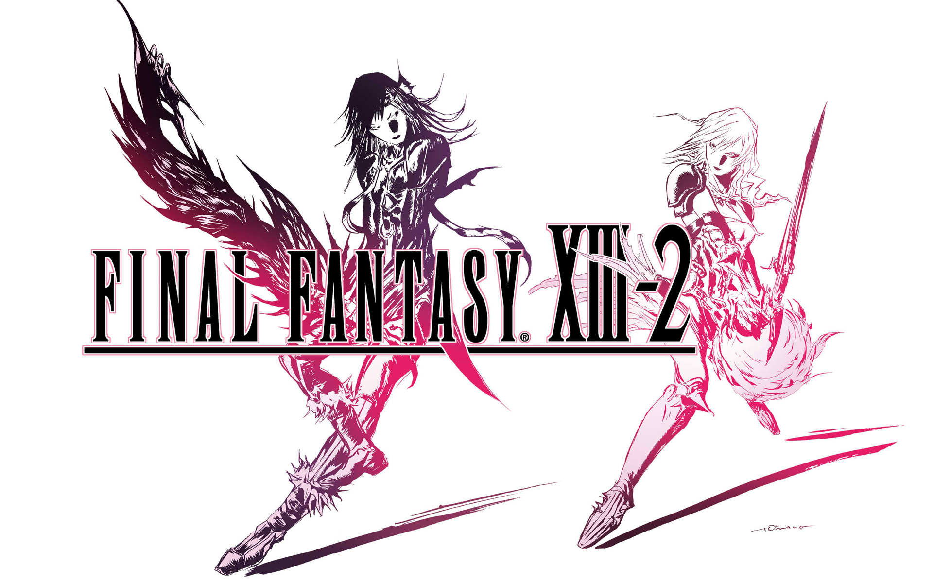 Final Fantasy XIII 2 24617 wallpaper