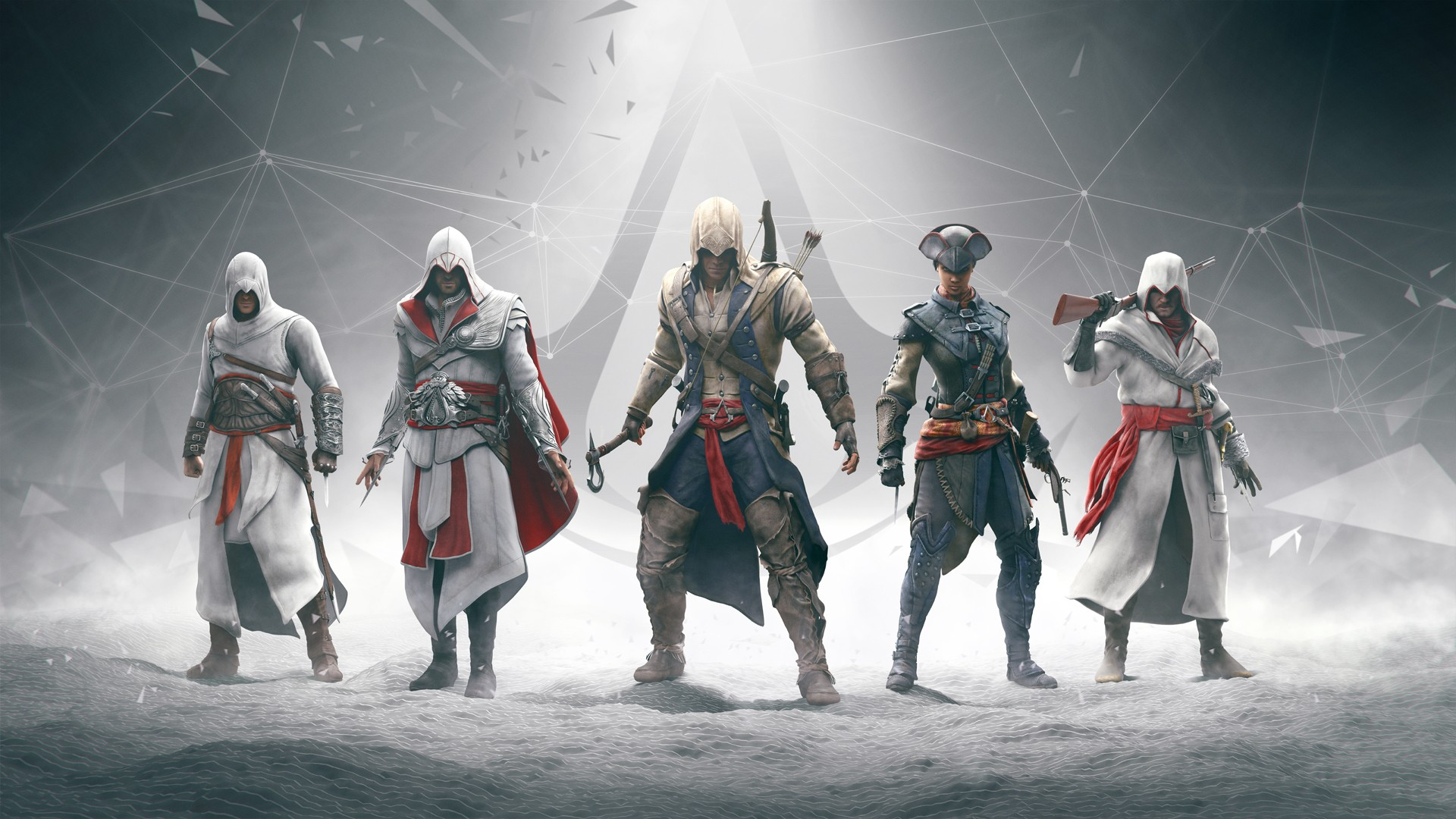 Five Years of Assassins Creed wallpaper