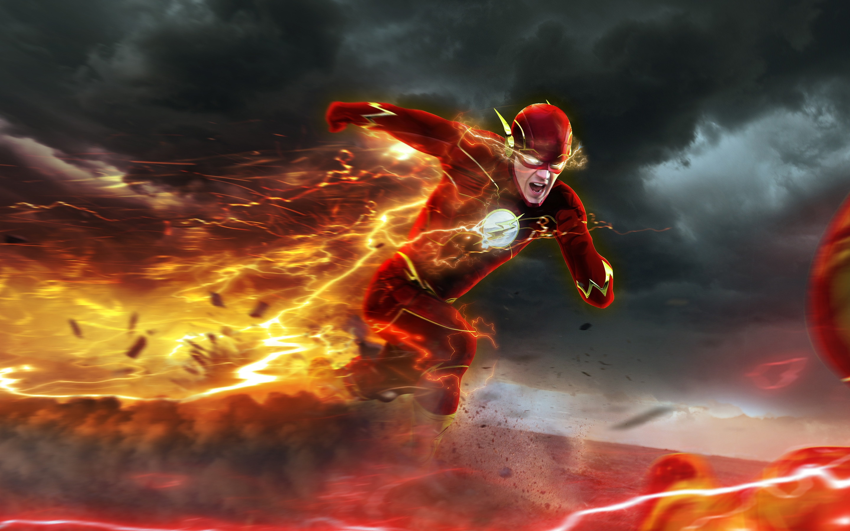 Flash 4k Wallpapers For Your Desktop Or Mobile Screen Free And