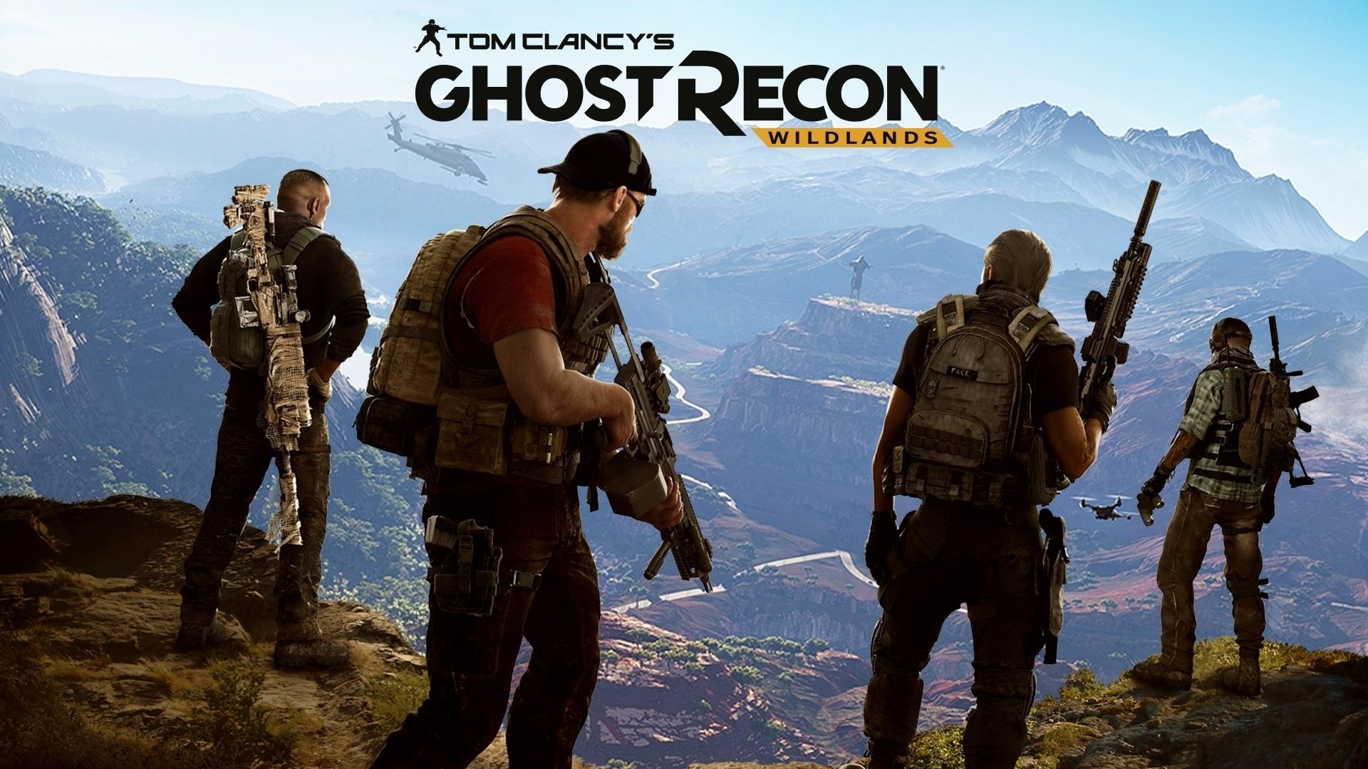 Ghost Recon Wildlands Hd Wallpaper