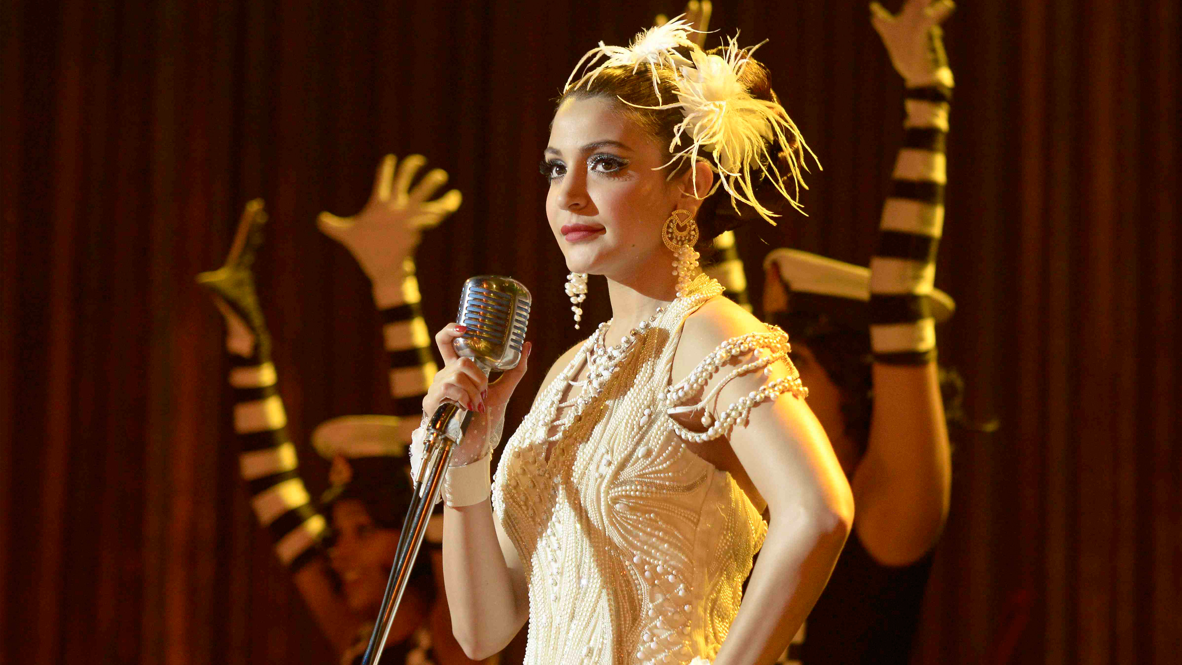 Anushka Sharma Bombay Velvet wallpaper