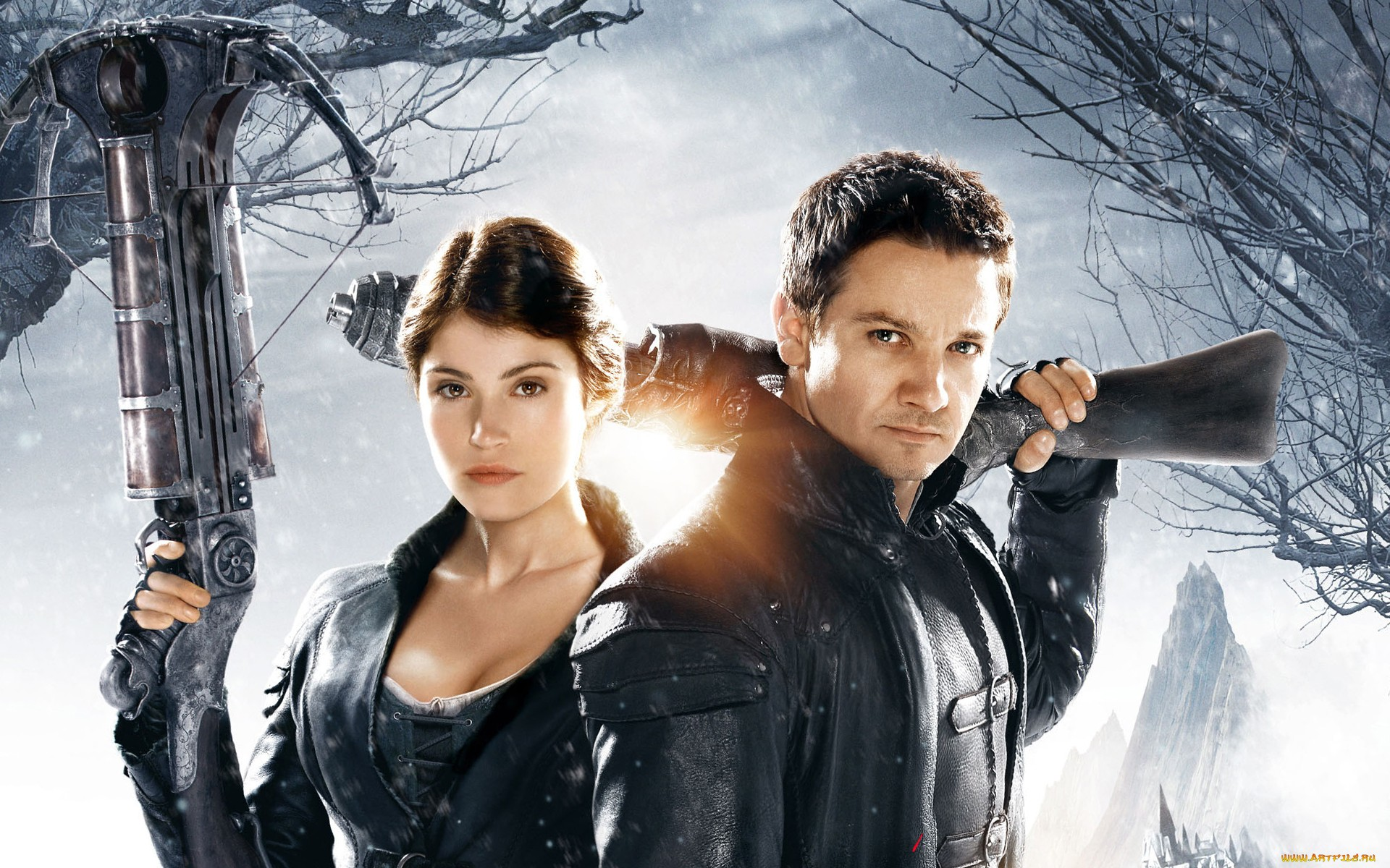 Hansel and Gretel Witch Hunters wallpaper