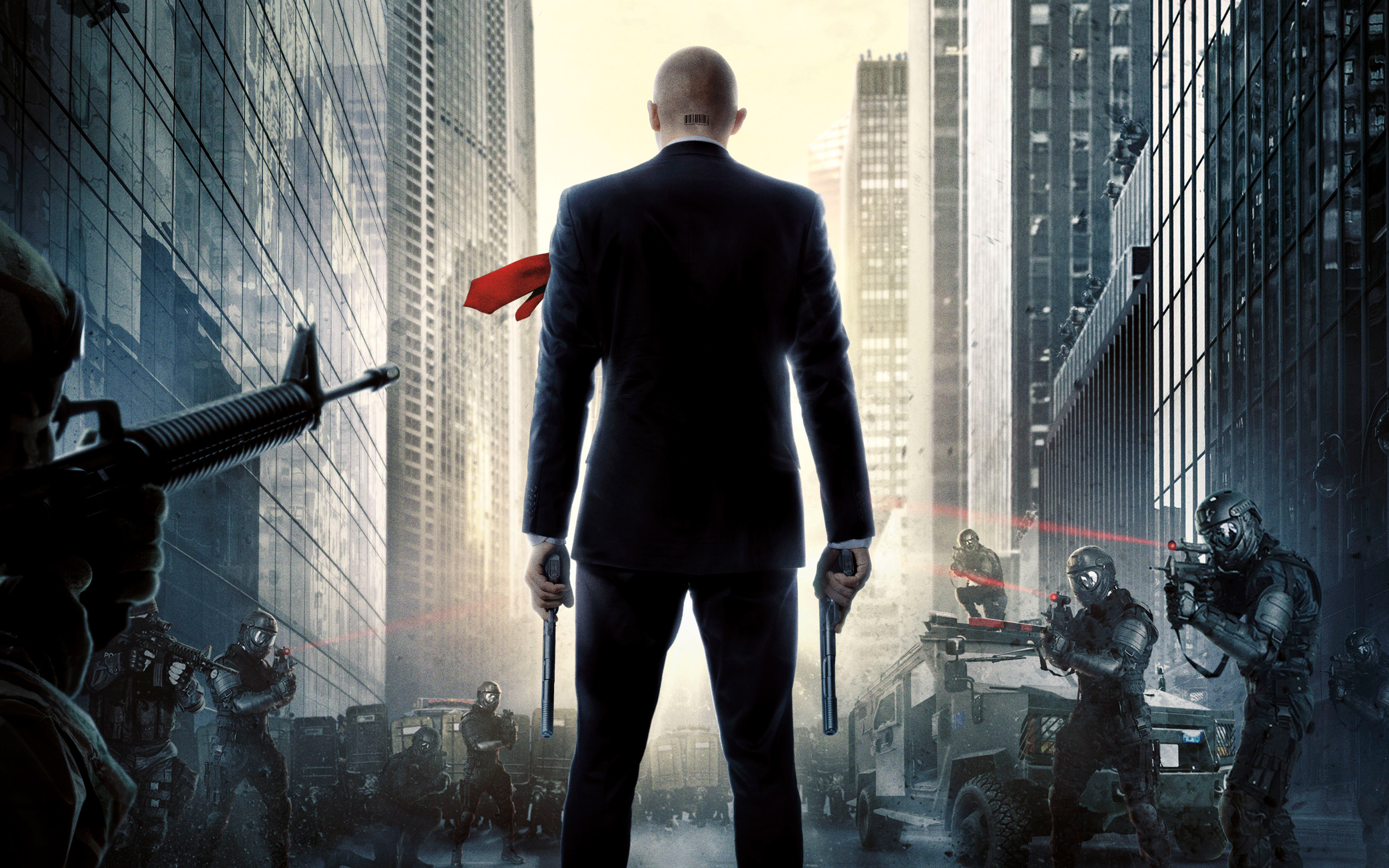 Hitman Agent Movie wallpaper. Hitman Absolution Game HD