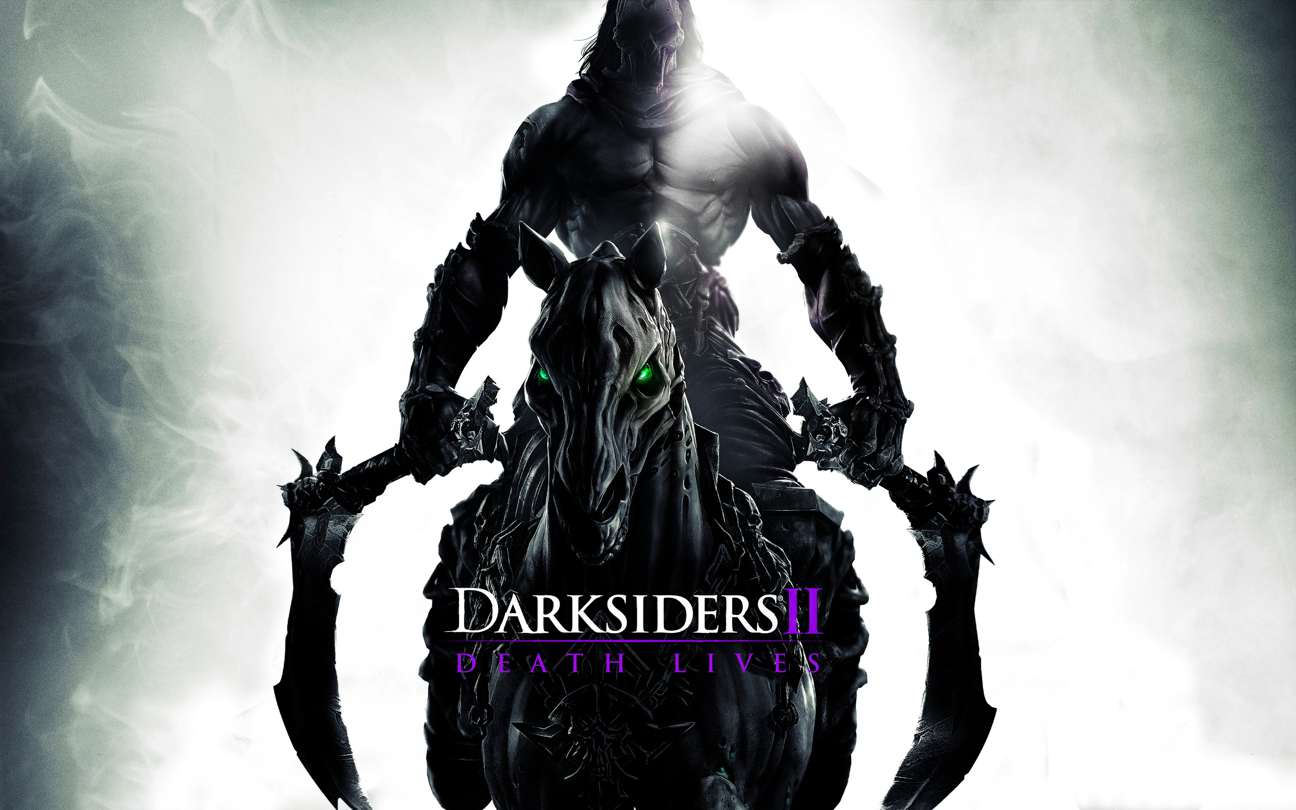 Horseman in Darksiders 2 wallpaper