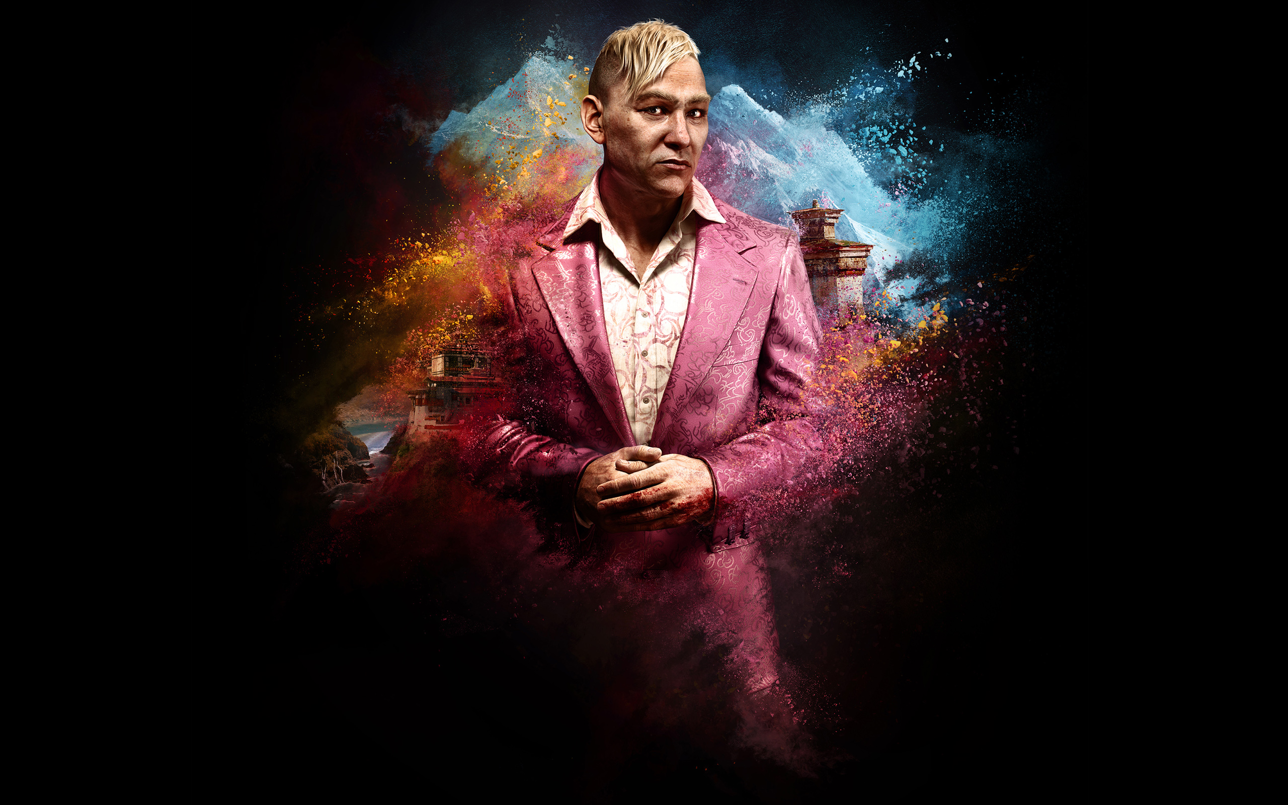 King Pagan Min In Far Cry 4 Hd Wallpaper