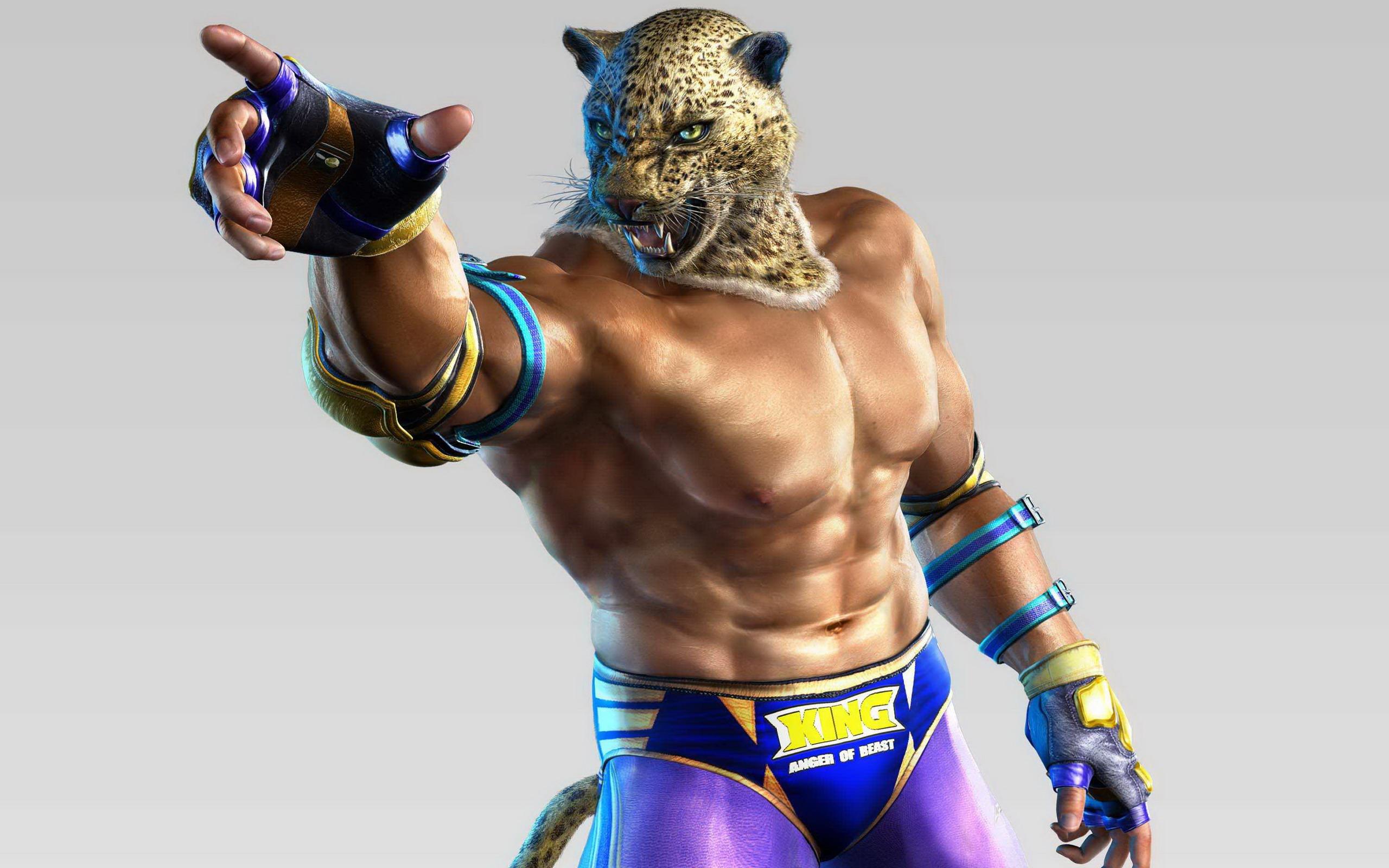 King Tekken Hd Wallpaper