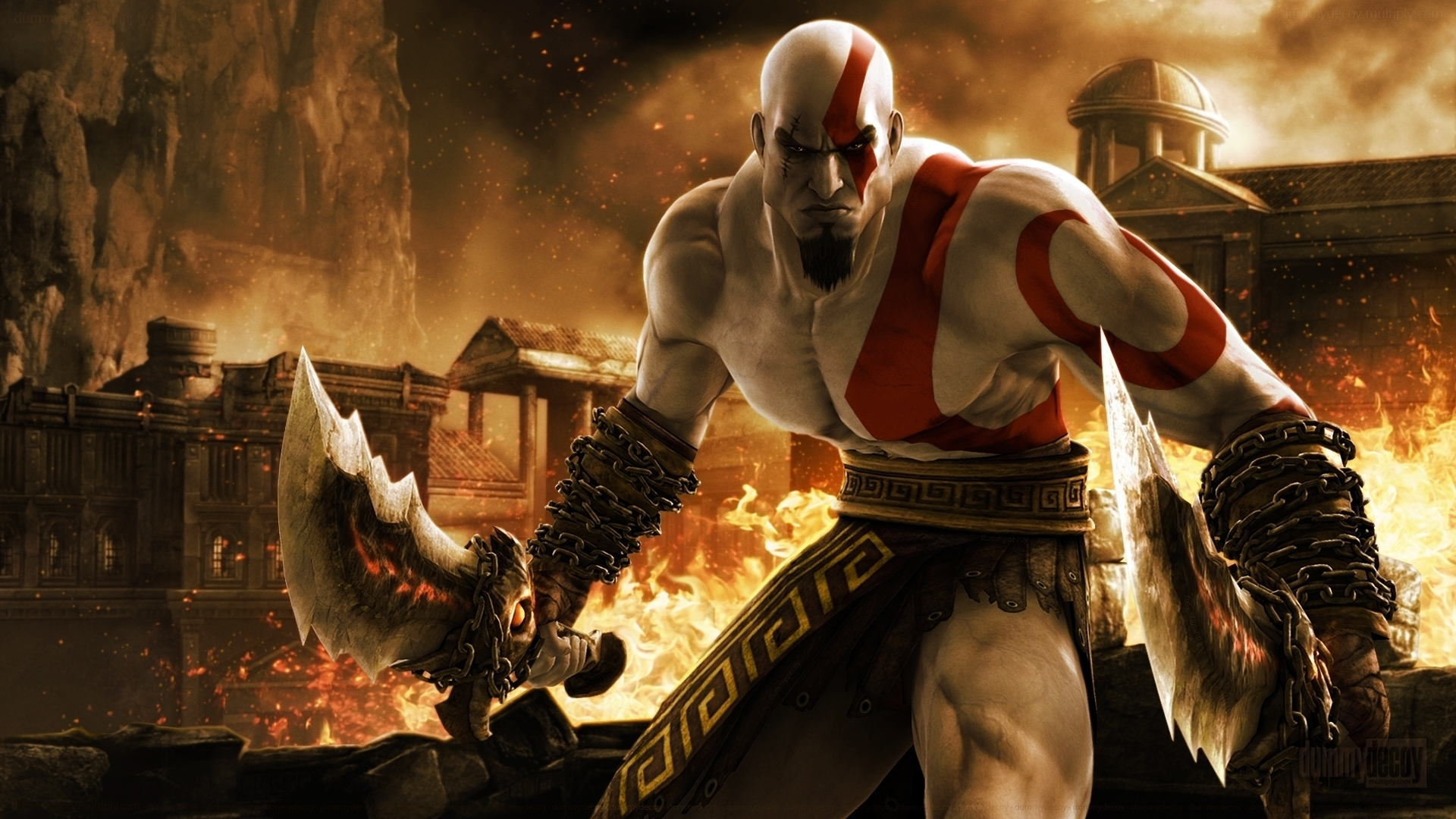Kratos 4k Wallpapers For Your Desktop Or Mobile Screen Free