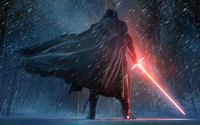 Kylo Ren Star Wars The Force Awakens Artwork Hd Wallpaper