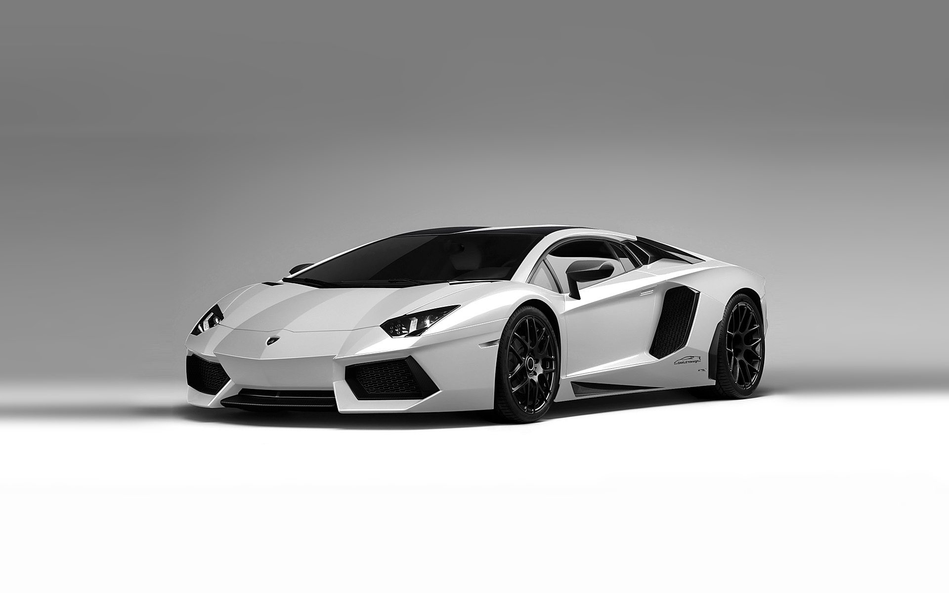 Lamborghini Aventador White Hd Wallpaper