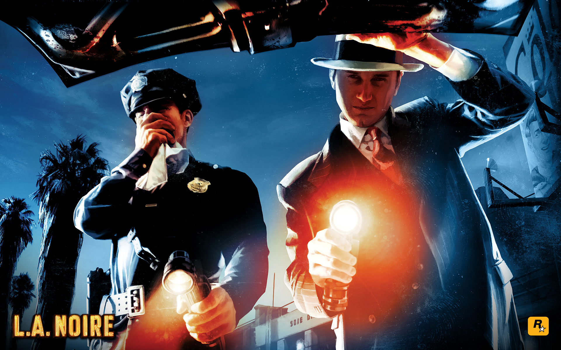L.A. Noire Game wallpaper