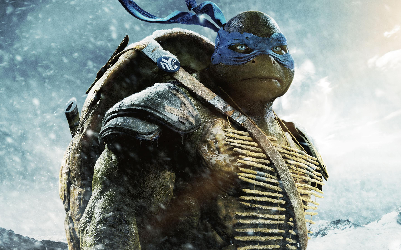 Leo In Teenage Mutant Ninja Turtles Hd Wallpaper