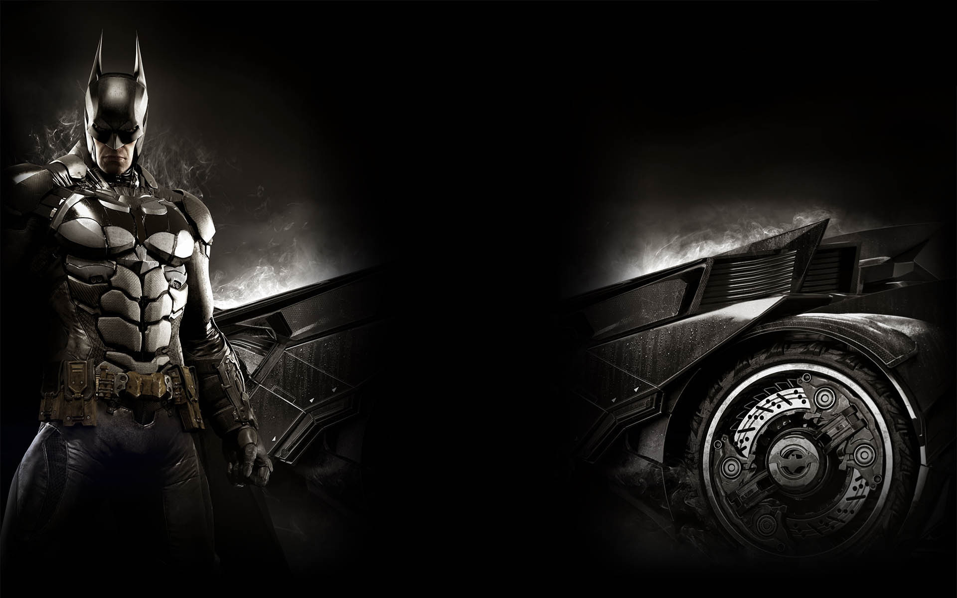 Limited Edition Batman Arkham Knight Hd Wallpaper