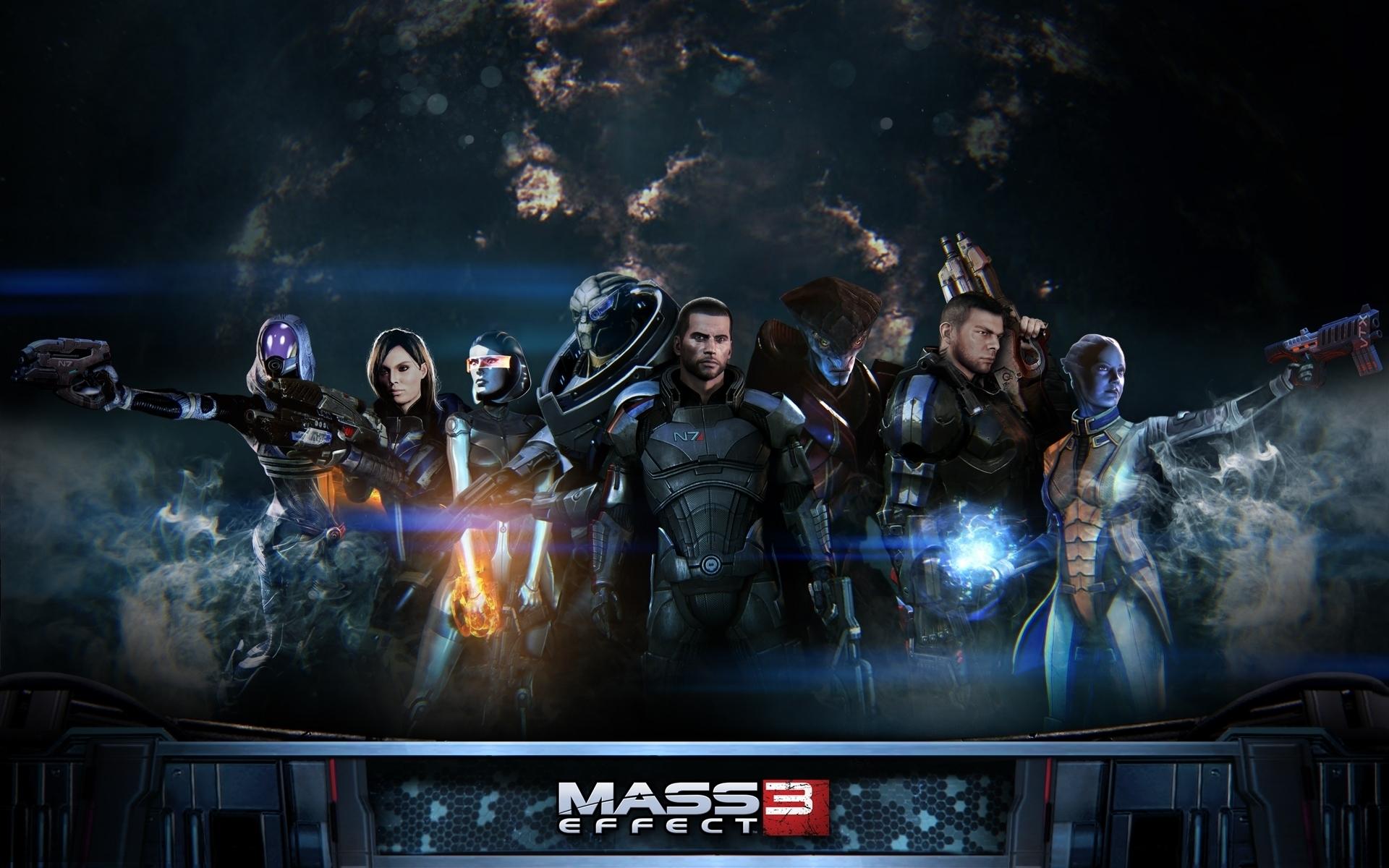 Mass Effect Extended Cut Hd Wallpaper