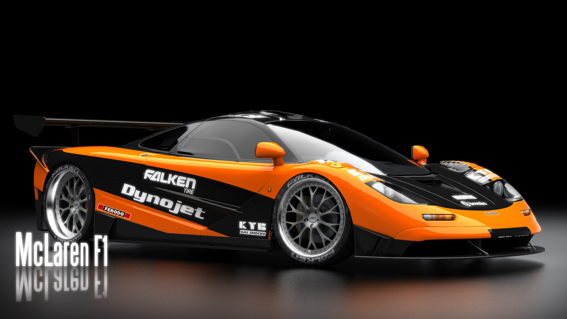 Mclaren F Need for Speed Shift wallpaper