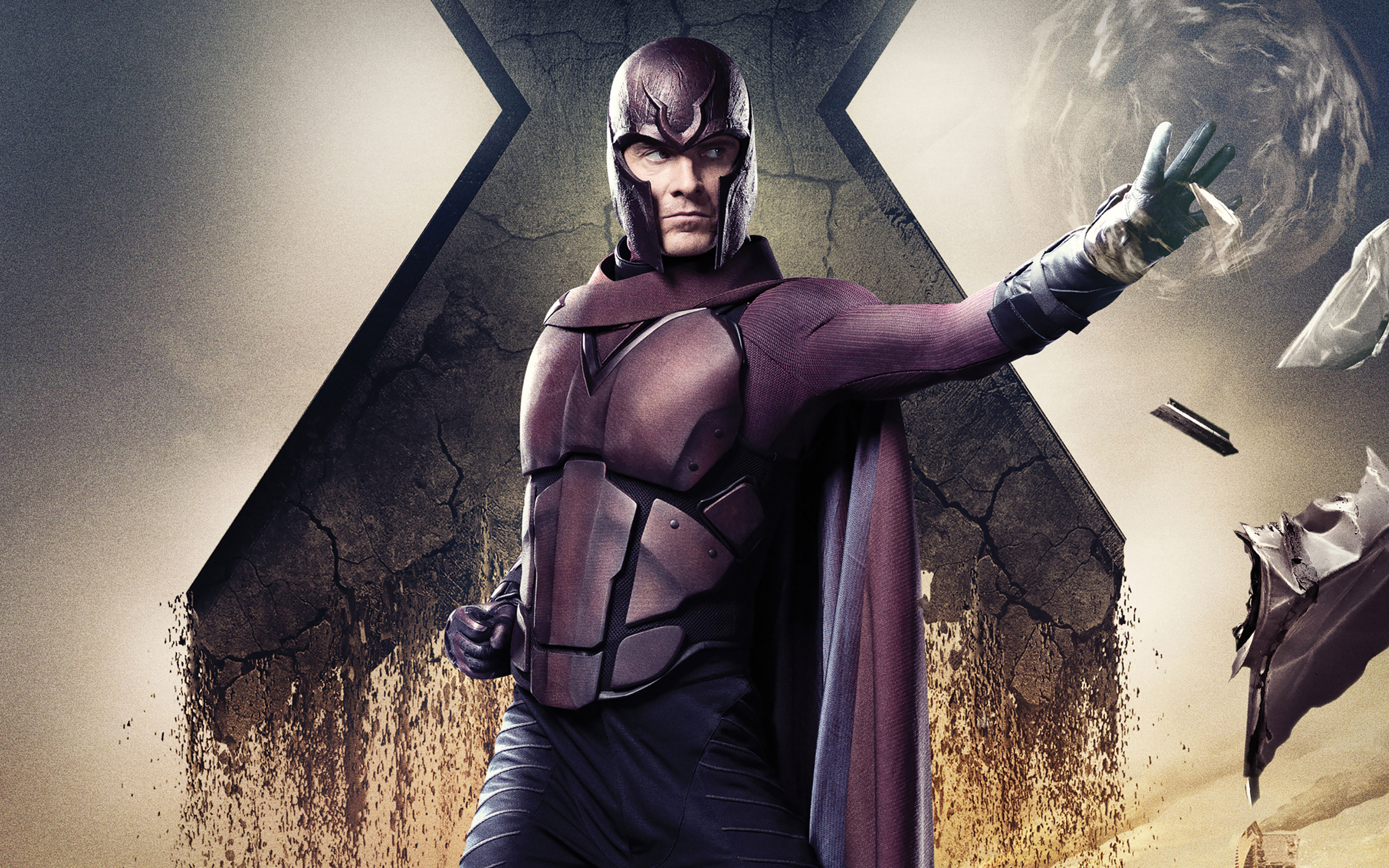 Michael Fassbender X Men Days of Future Past wallpaper