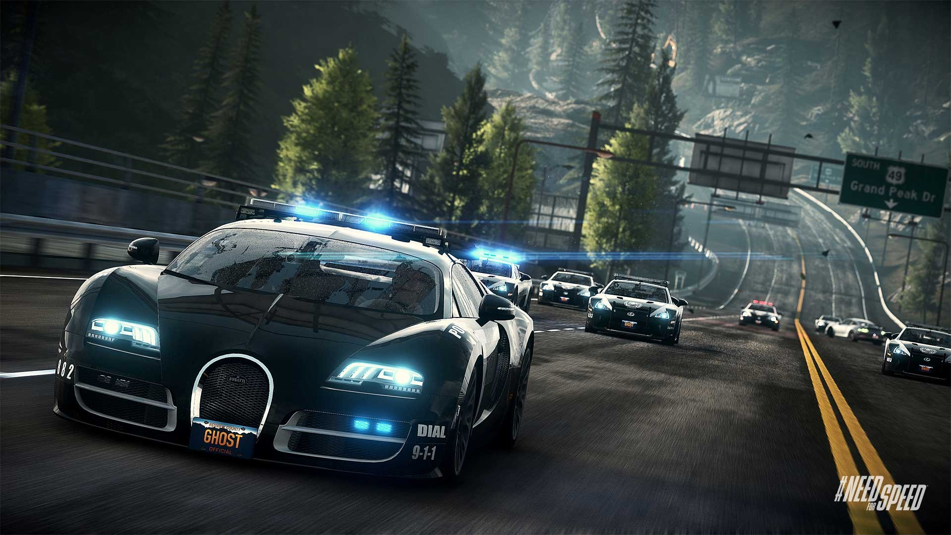 Nfs Rivals Police Cars