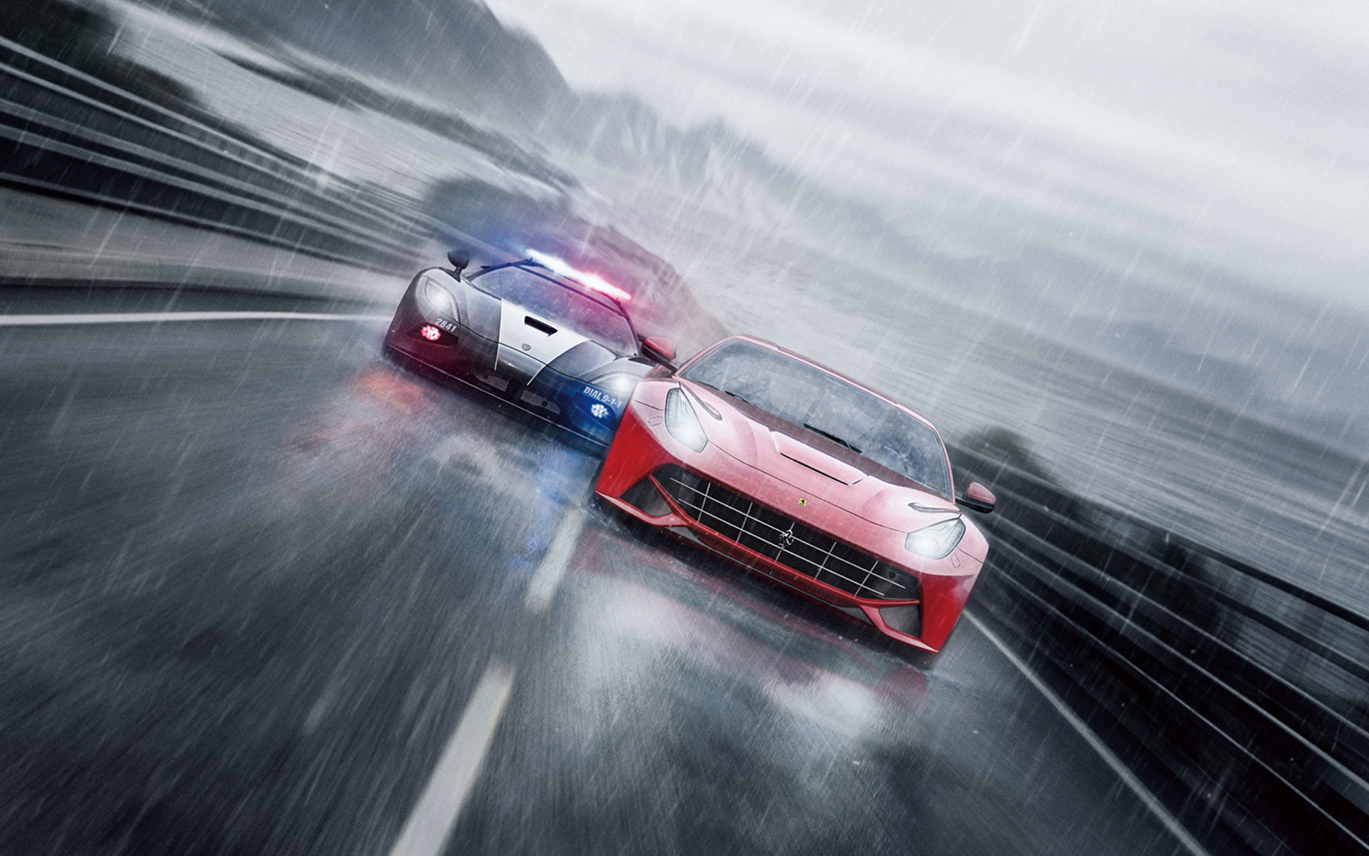 Need for Speed Rivals Game wallpaper