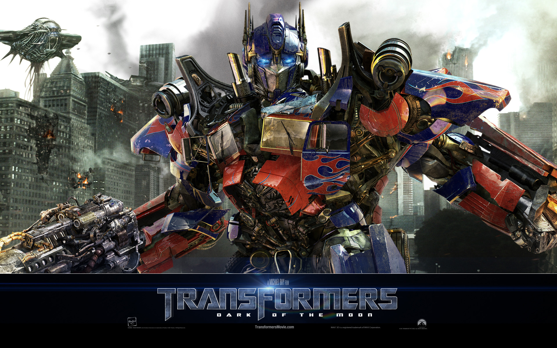 Optimus Prime TF High Resolution wallpaper