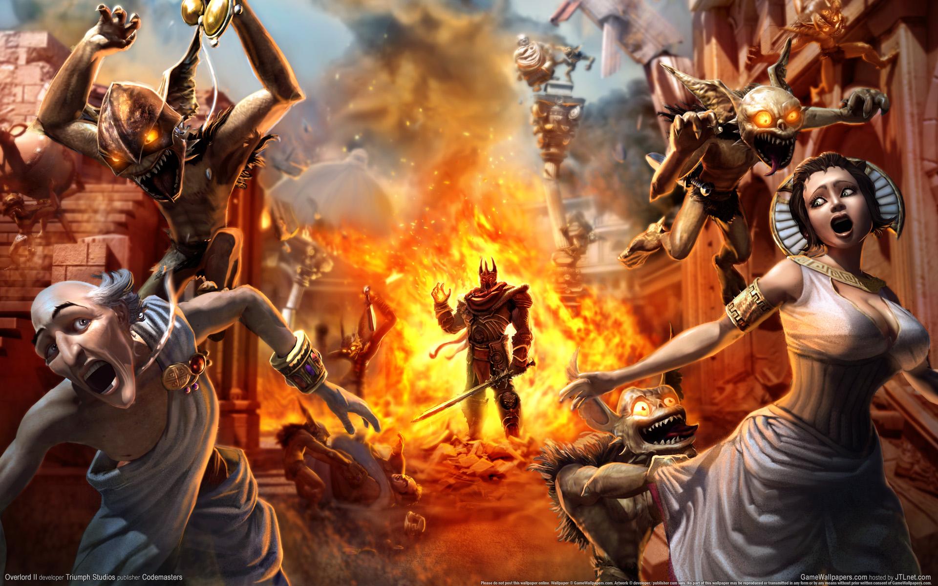 Overlord Ii Hd Wallpaper