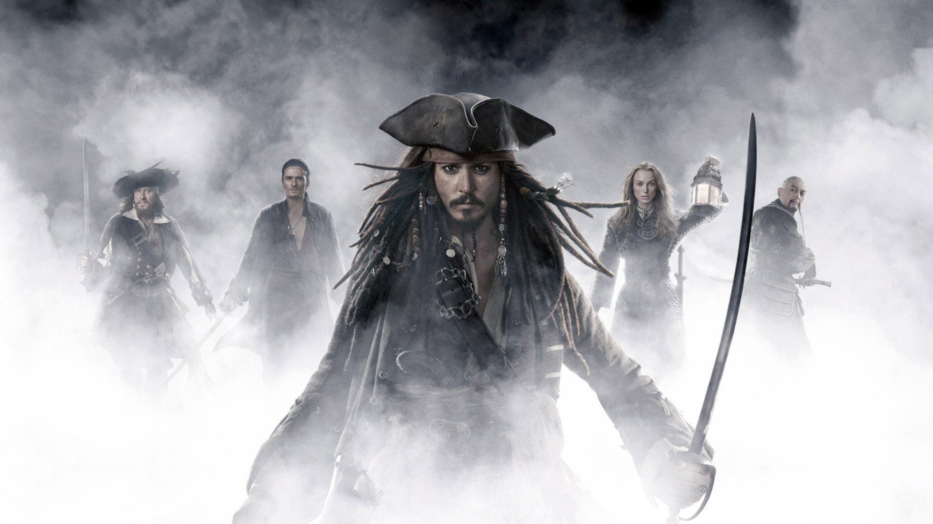 Pirates Of The Caribbean Movie wallpaper