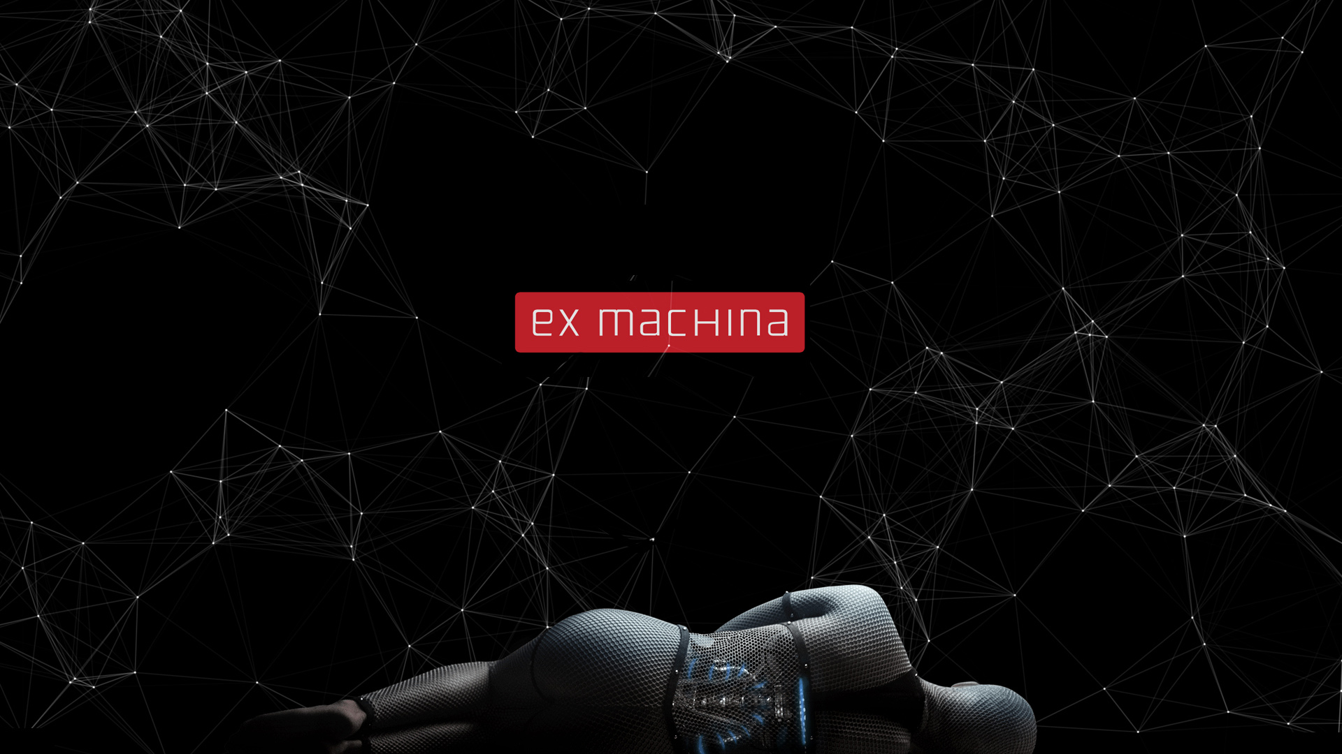 Ex Machina Robot Girl wallpaper