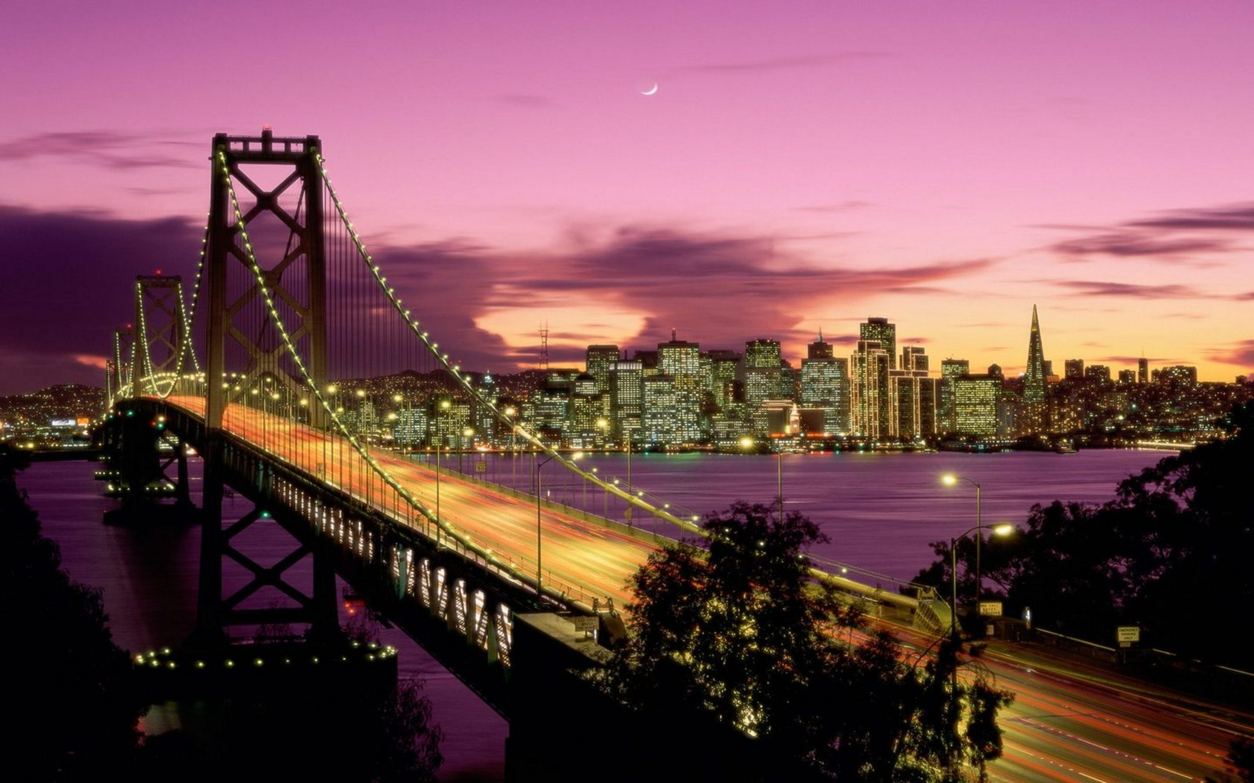 San Francisco Bridge California wallpaper
