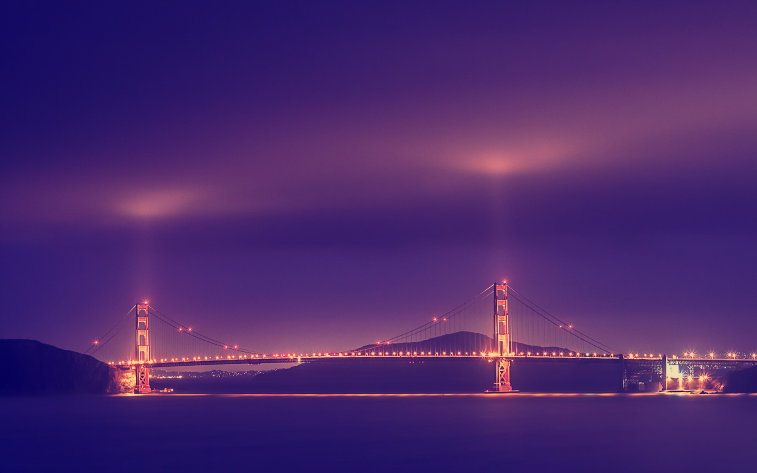 San Francisco Golden Gate Bridge wallpaper