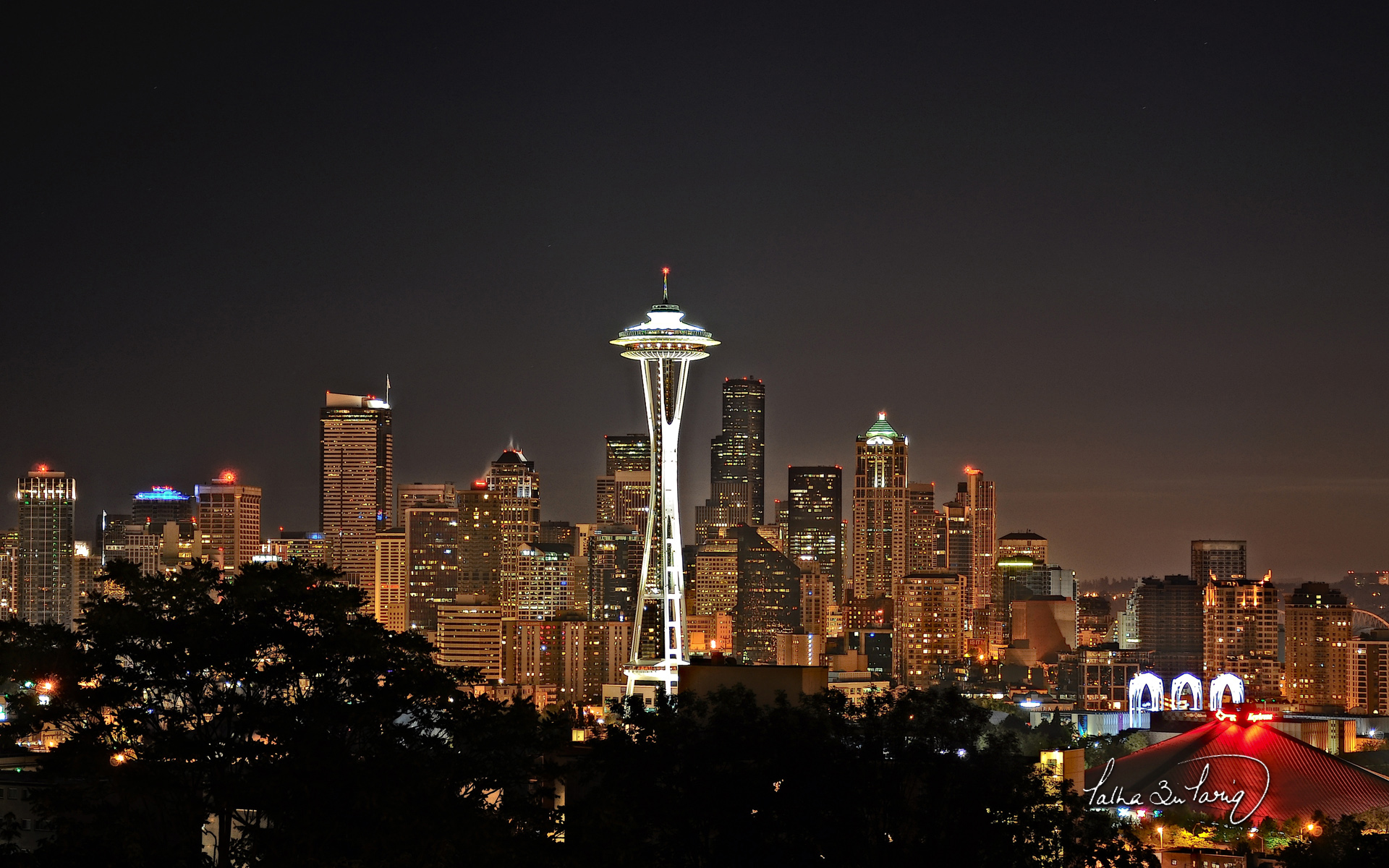 Spectacular Seattle wallpaper