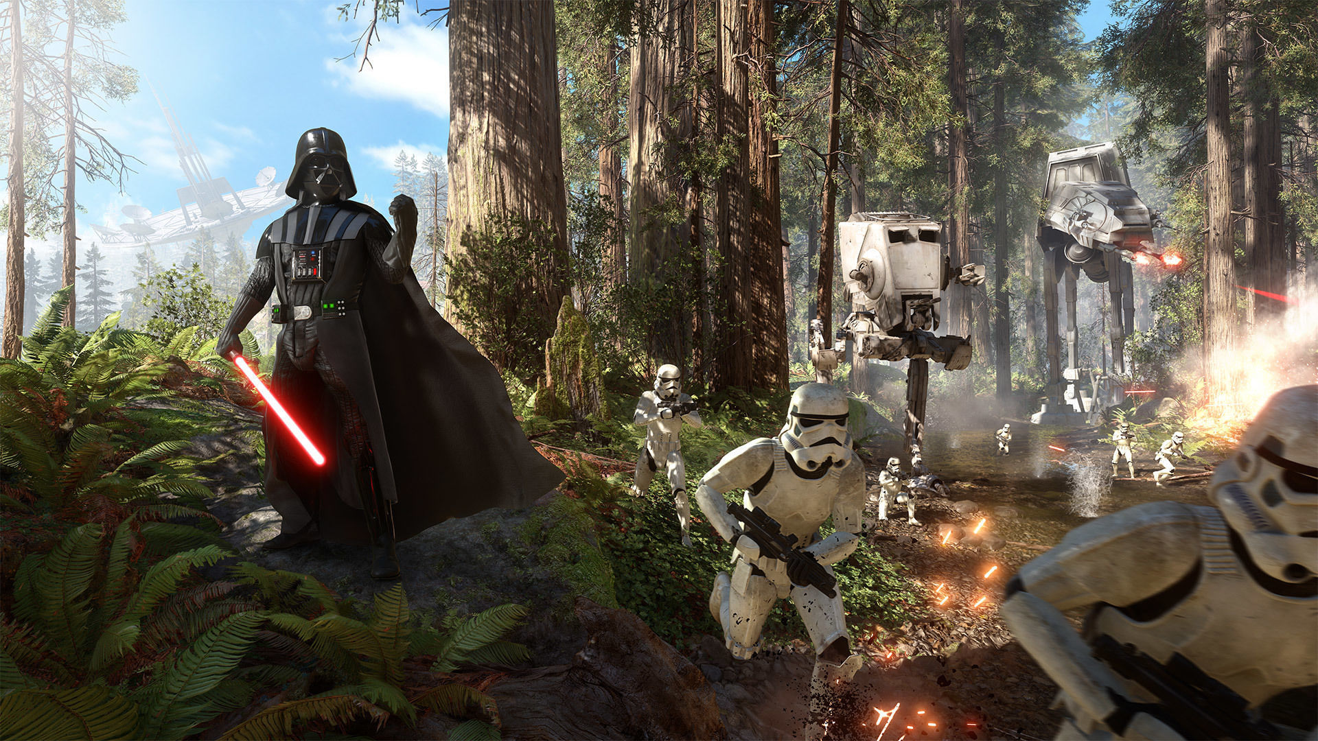 Battlefront 4k Wallpapers For Your Desktop Or Mobile Screen Free And Easy To Download