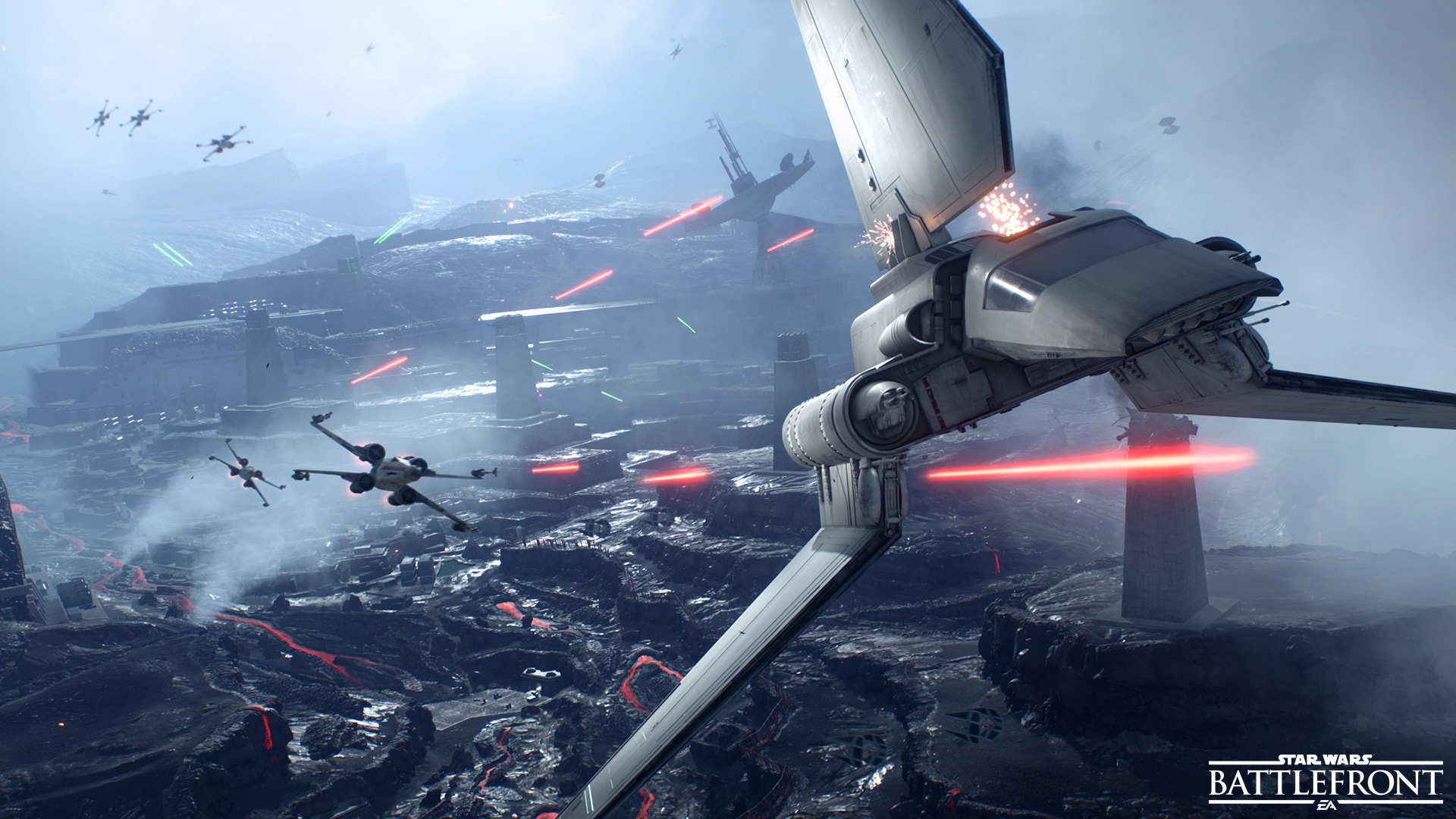 Star wars battlefront free