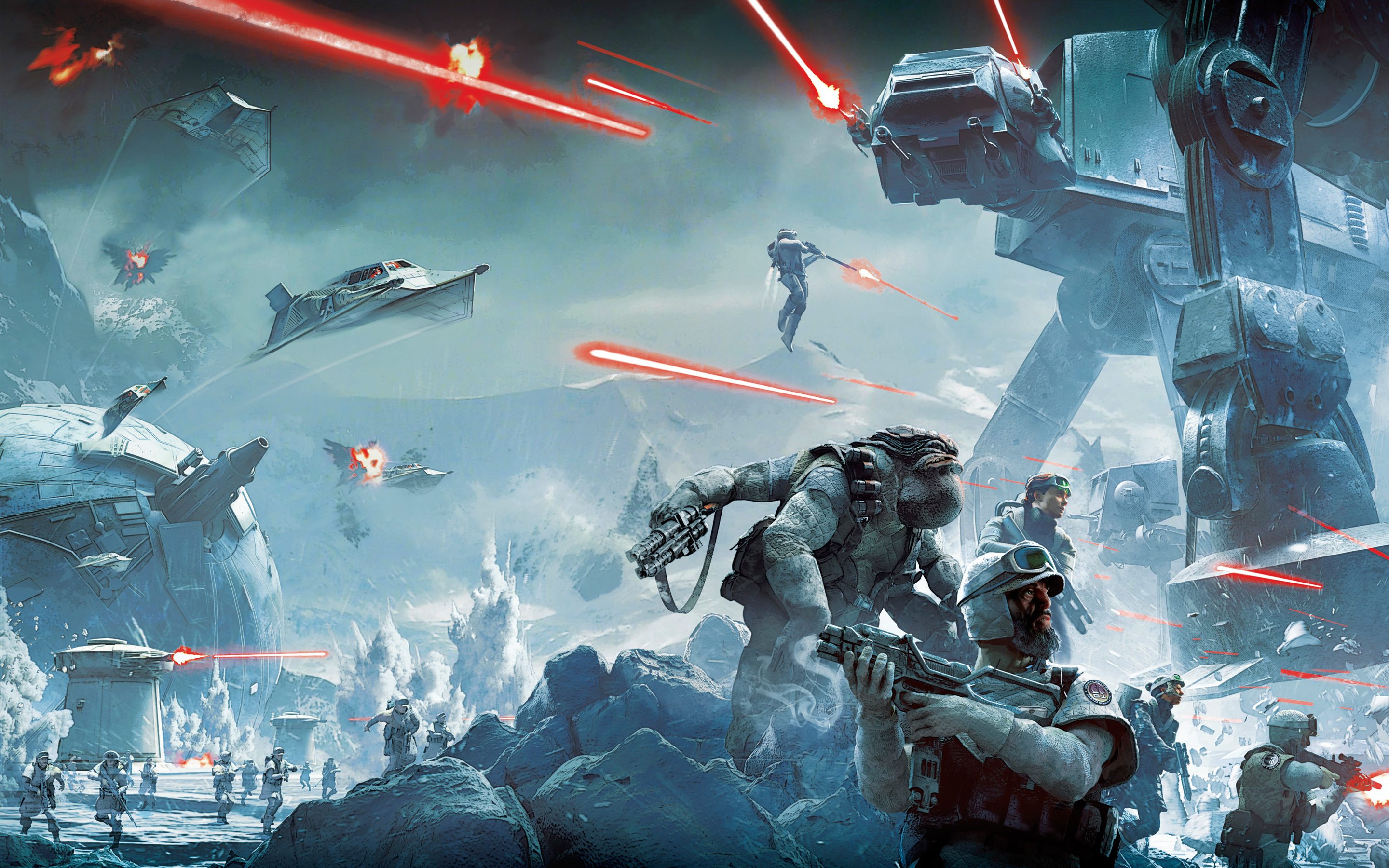 battlefront™ wallpapers, photos and desktop backgrounds up to 8k
