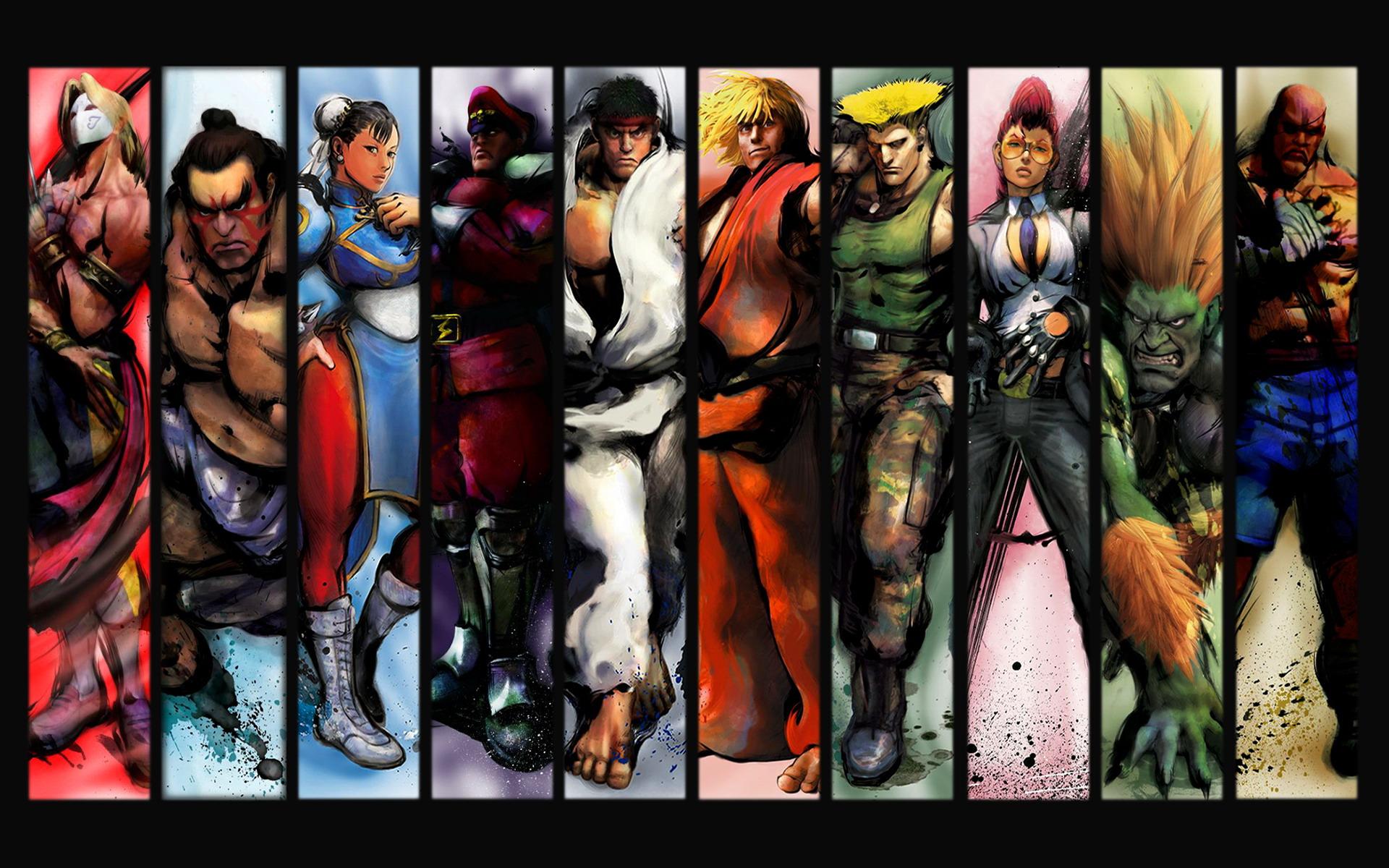 street fighter v ryu wallpaper