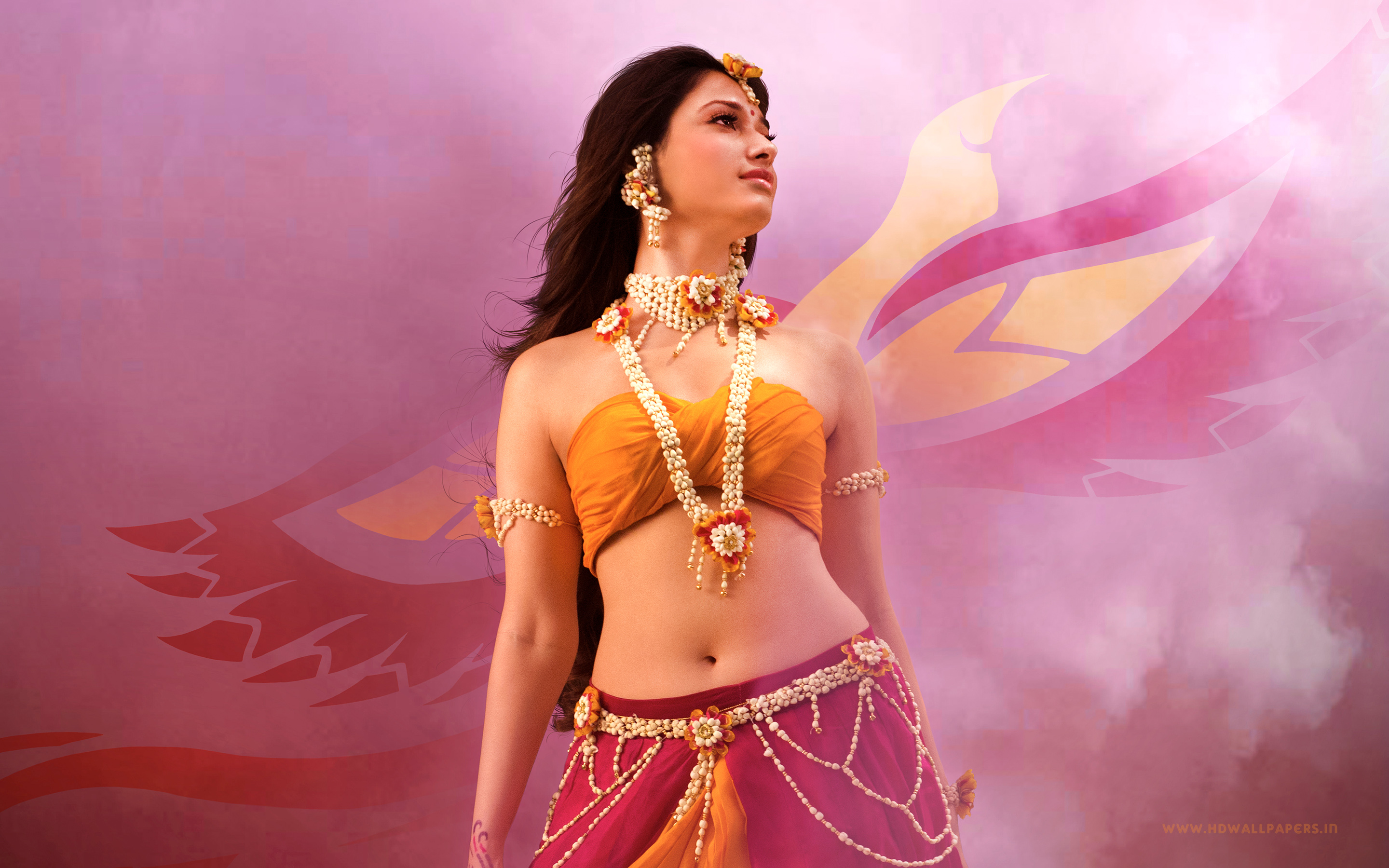 Hd wallpaper bahubali 2 - Tamanna Avantika Bahubali Wallpaper Prabhas In Bahubali Hd