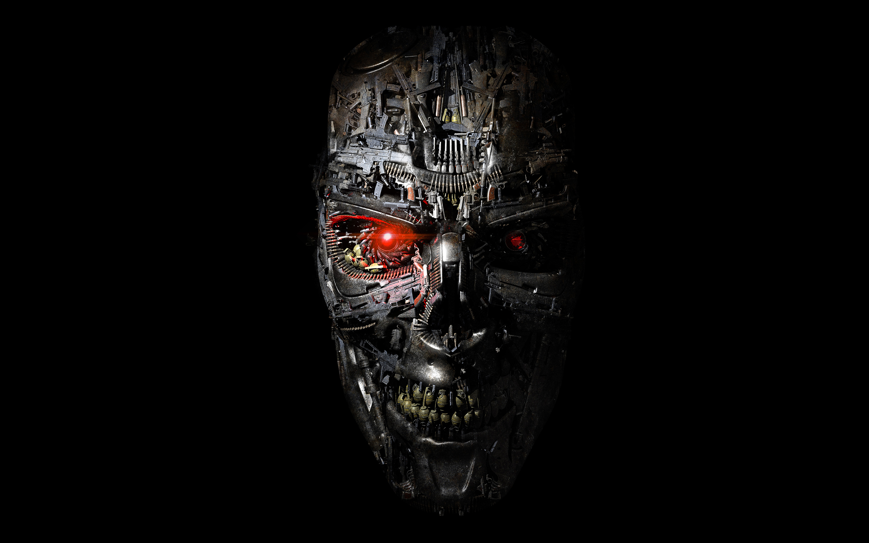 Robot 4k Wallpapers For Your Desktop Or Mobile Screen Free
