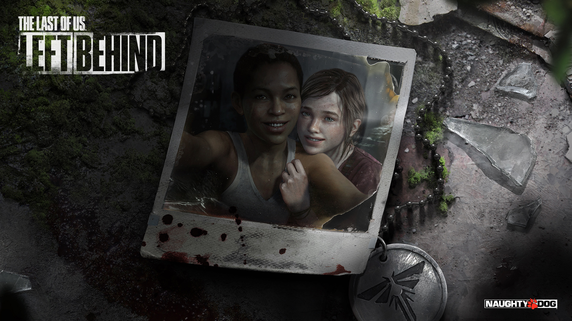 The Last Of Us Left Behind Hd Wallpaper