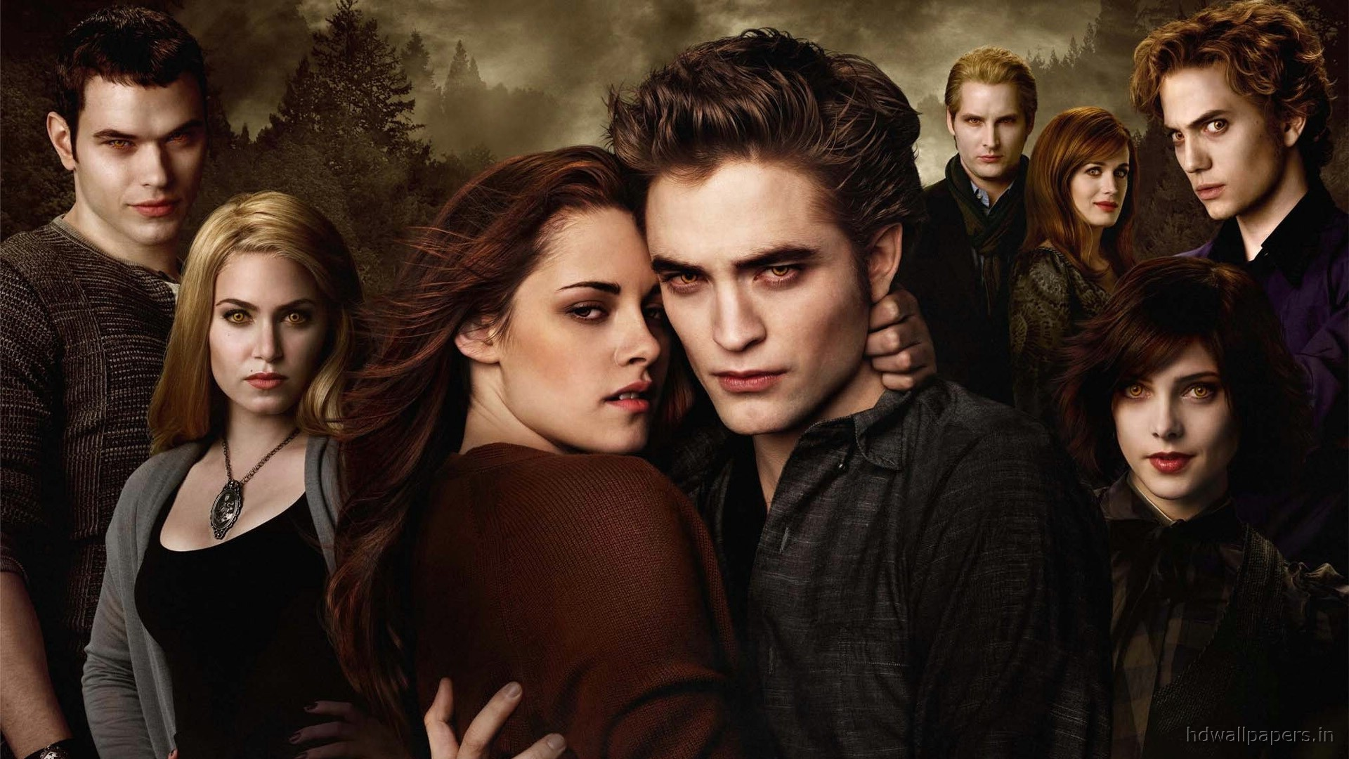 Twilight Saga Breaking Dawn wallpaper