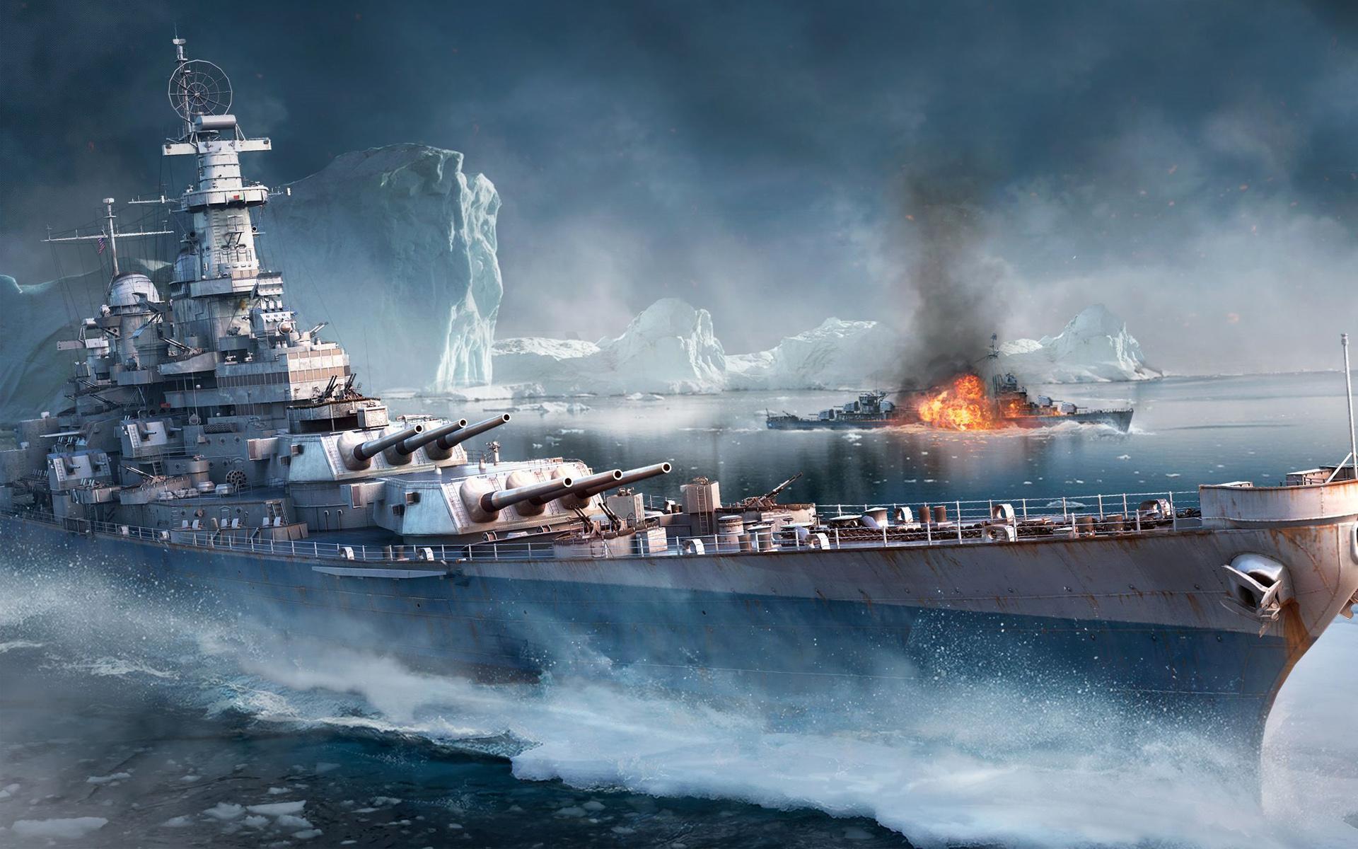 Wargaming World Of Warships Hd Wallpaper