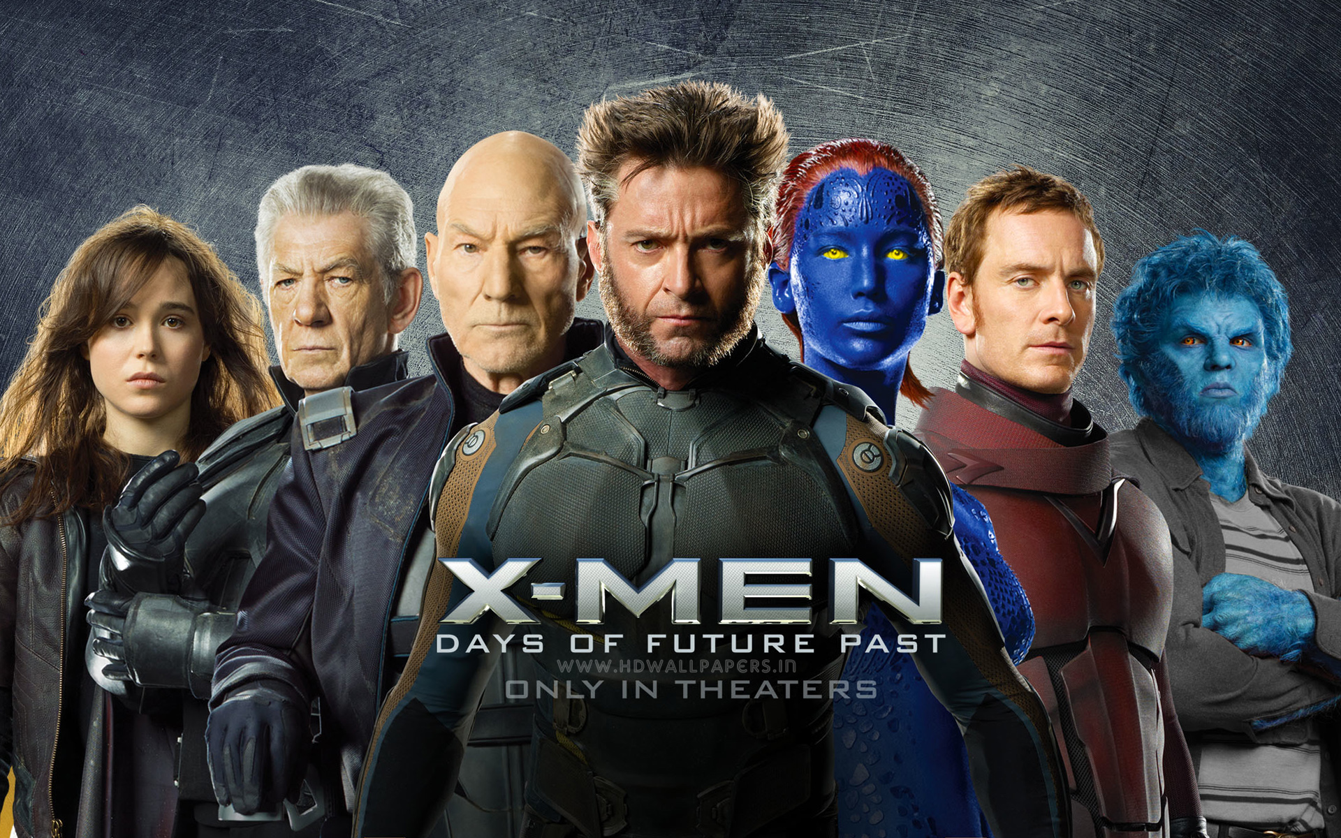 X Men Days of Future Past 2014 wallpaper