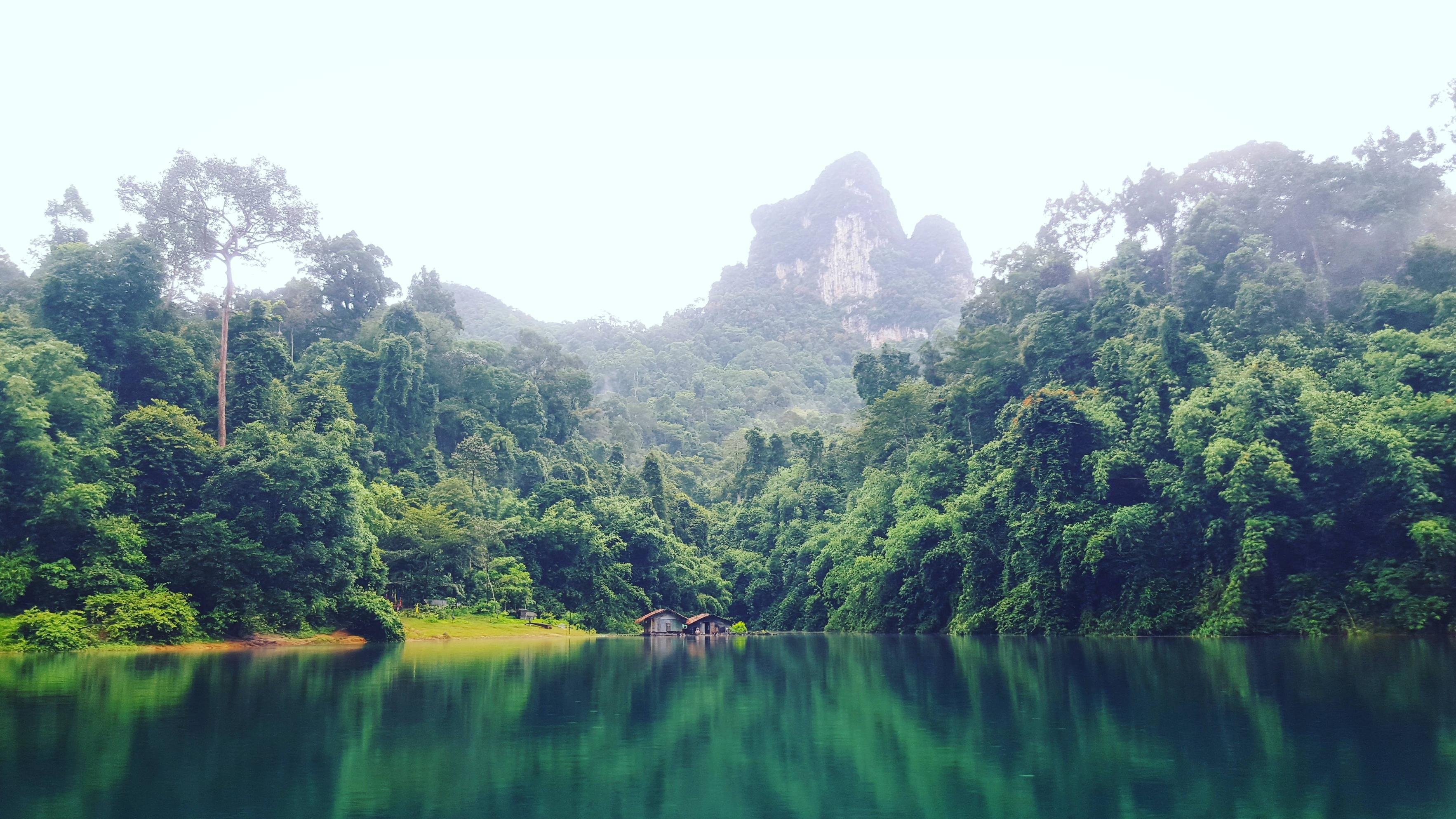 Khao Sok National Park - Thailand HD wallpaper
