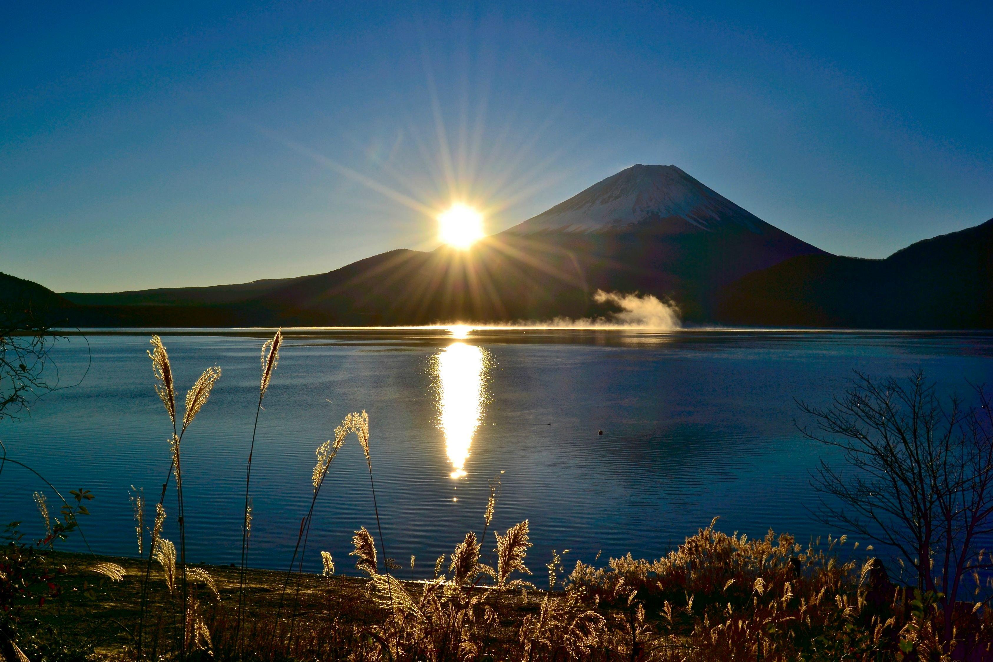 Mt Fuji HD Wallpaper