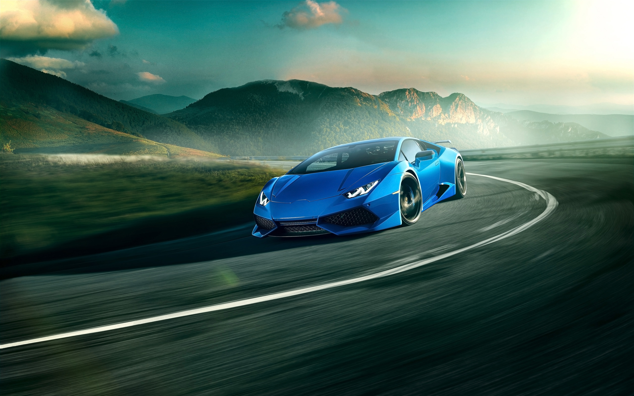 Novitec Torado Lamborghini Huracan N Largo Hd Wallpaper