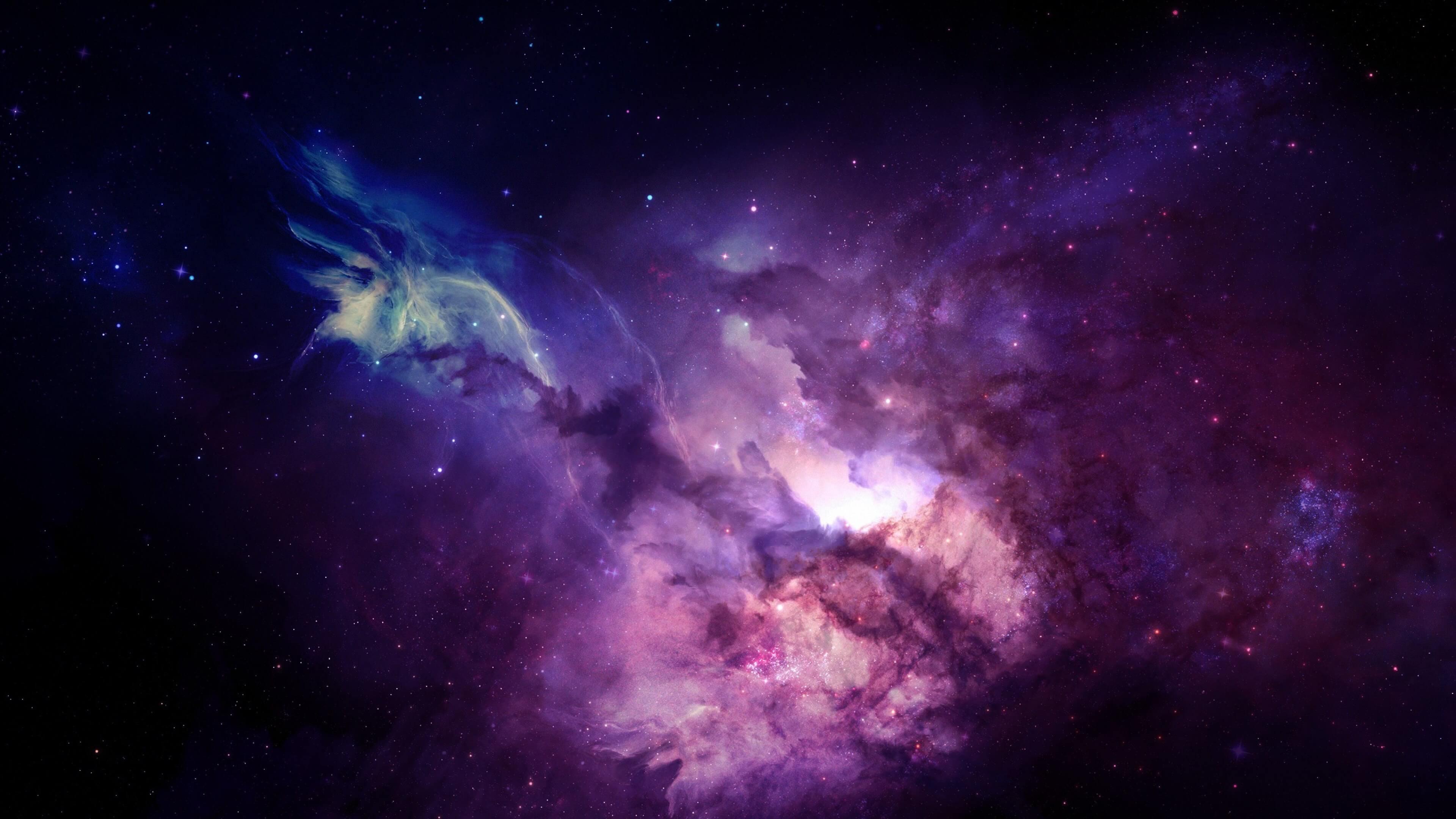purple nebula wallpaper - photo #6