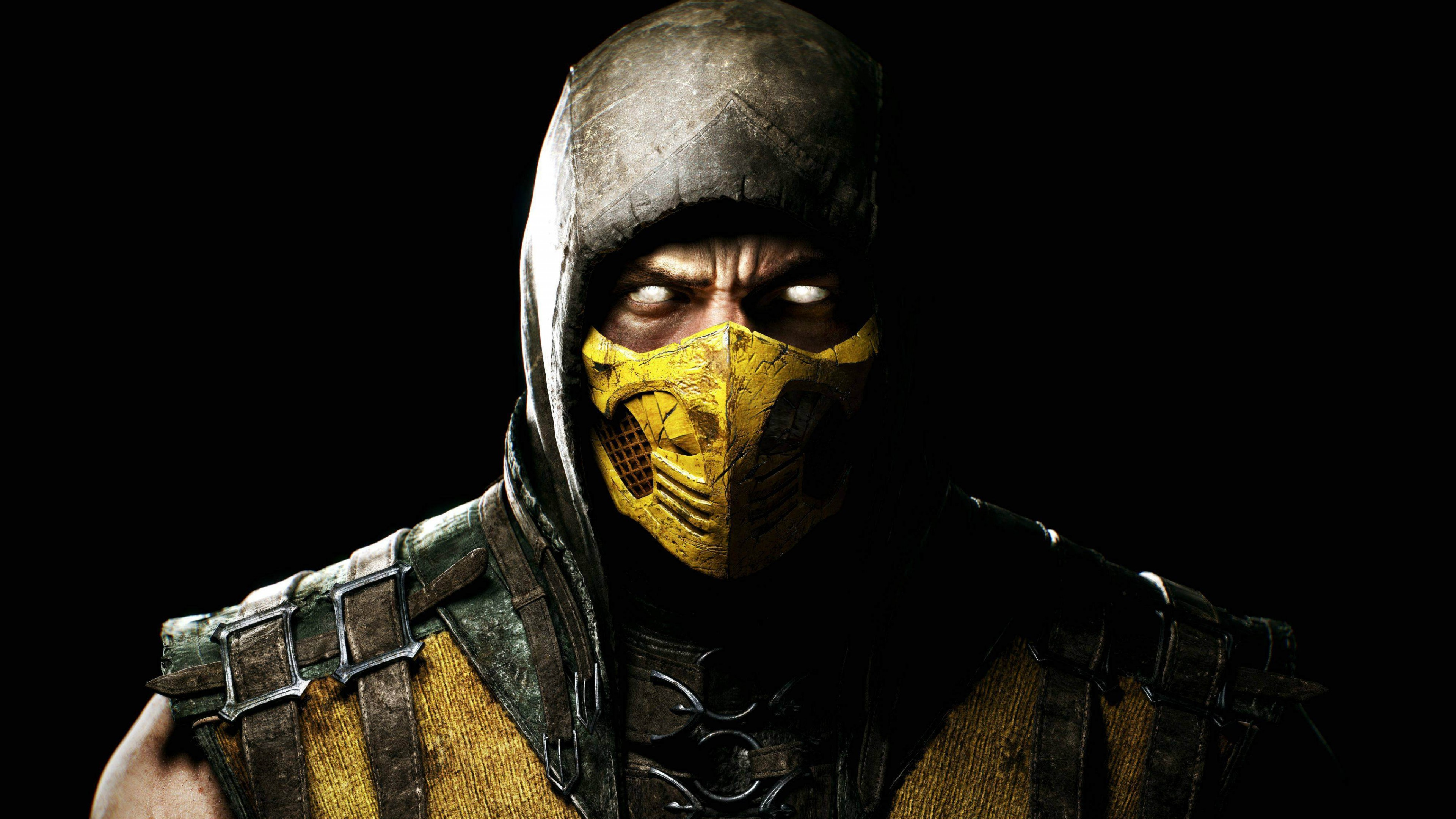 Mortal Kombat Xl Wallpaper: Kombat Wallpapers And Desktop Backgrounds Up To 8K
