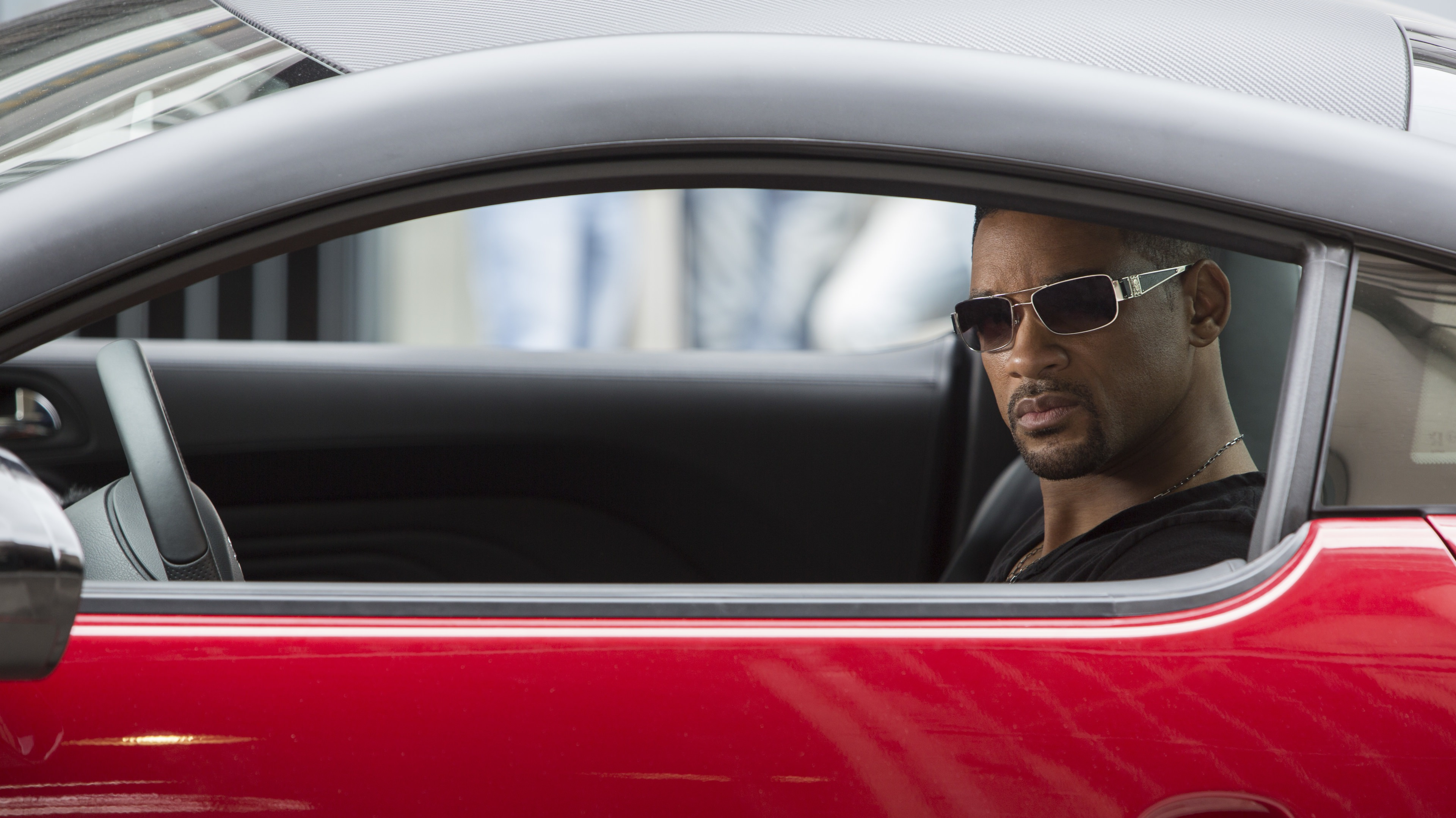 Will Smith at the Shooting of Focus wallpaper