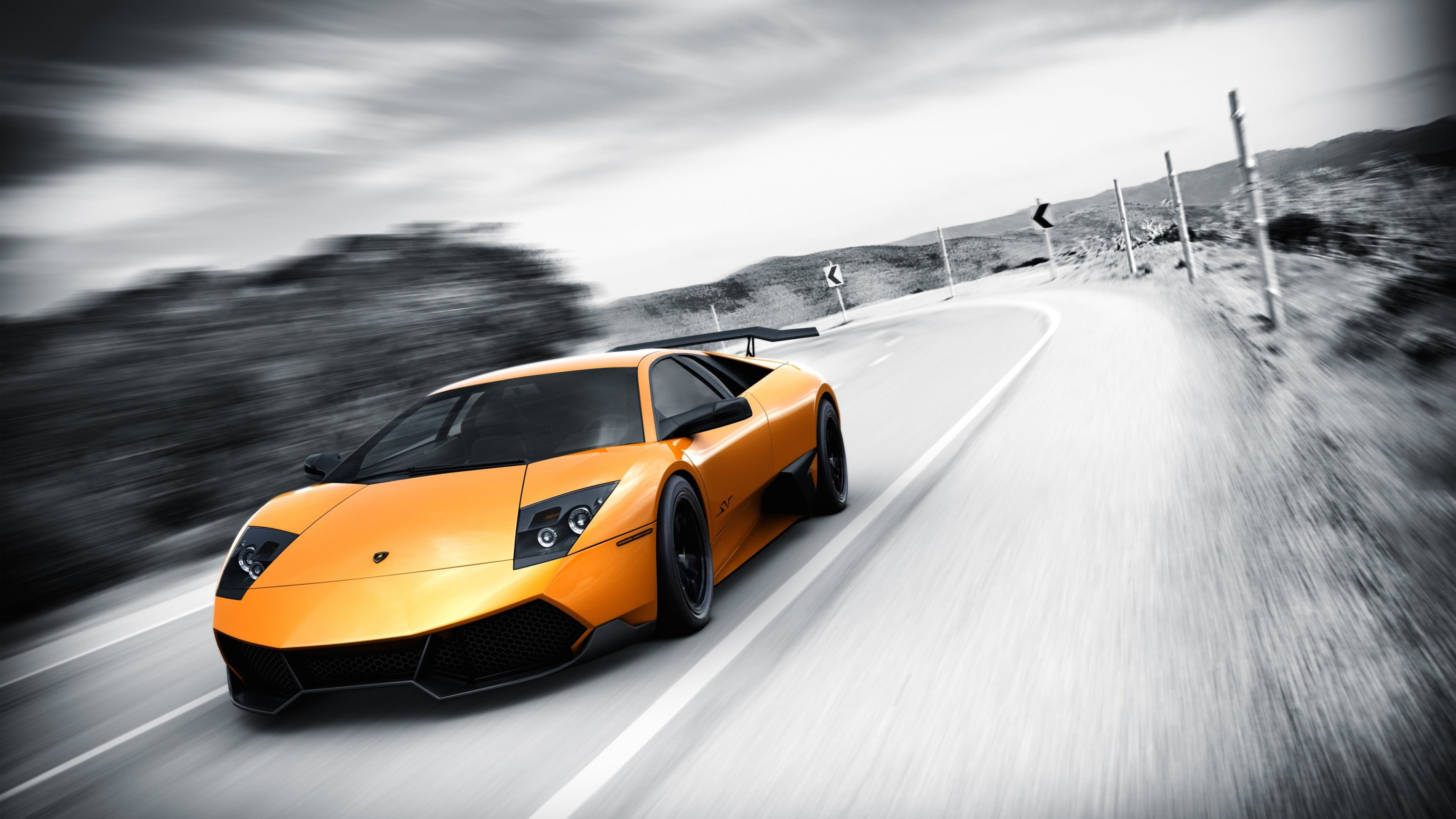 Murcielago 4k Wallpapers For Your Desktop Or Mobile Screen Free And