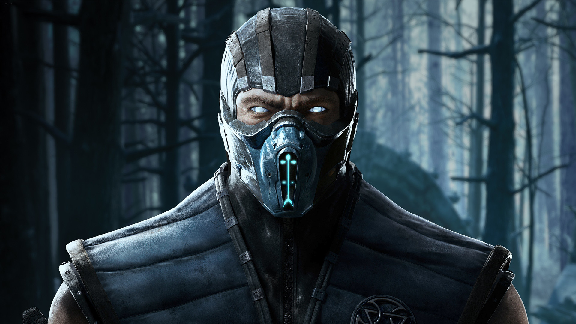 Mortal Kombat X Sub Zero Hd Wallpaper