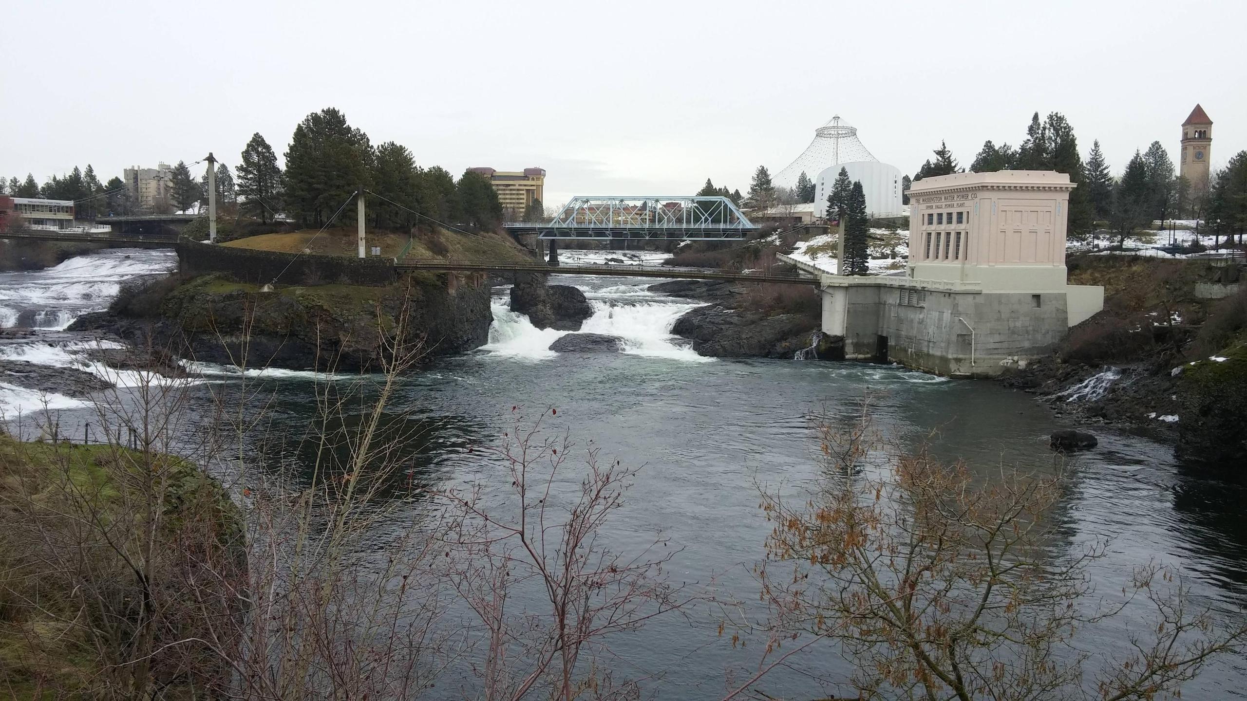Riverfront Park - Spokane WA wallpaper