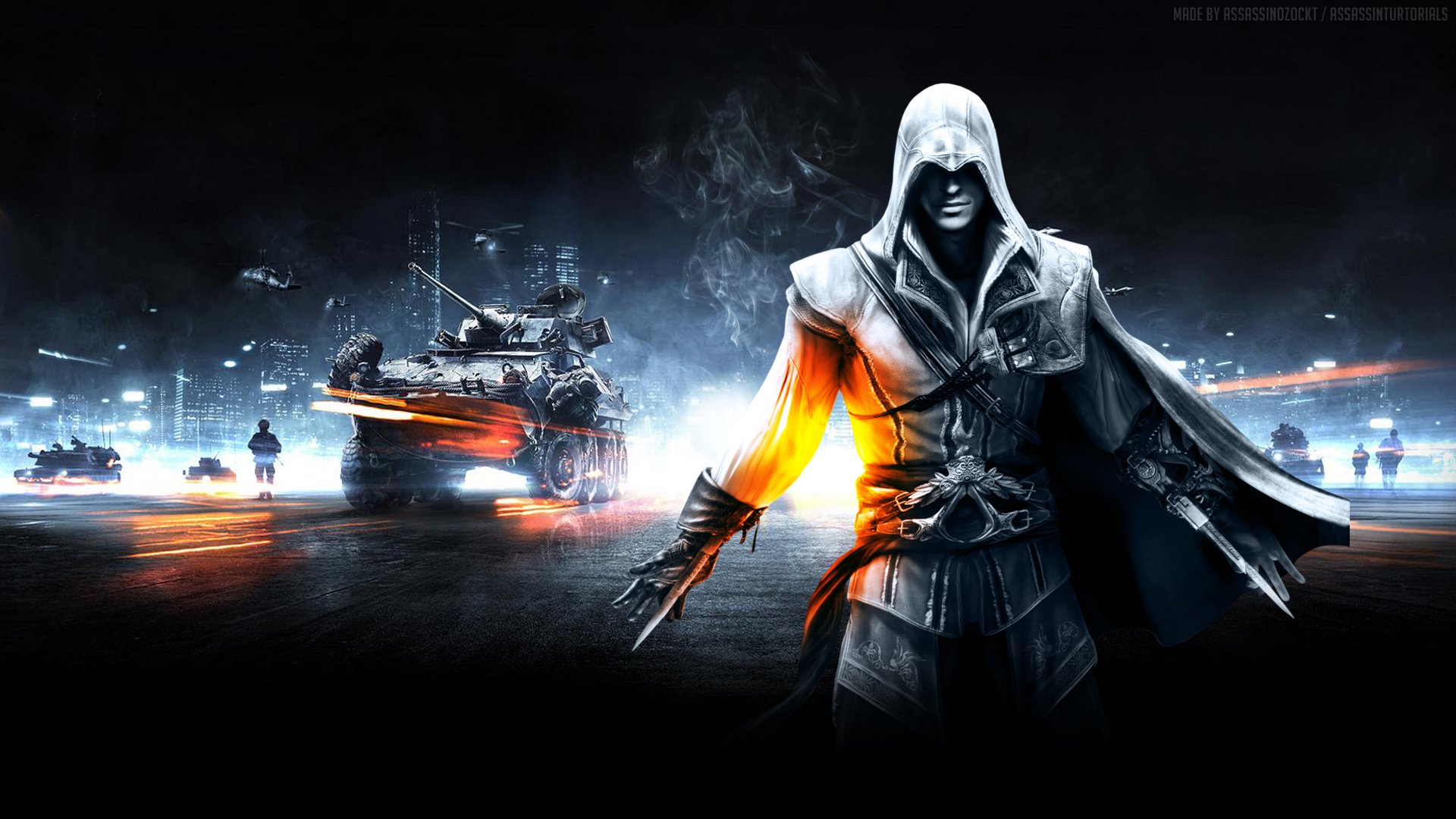 Assassin Creed Desktop wallpaper